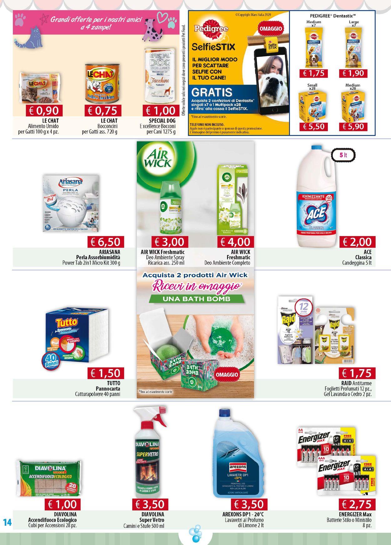 Volantino Acqua & Sapone - Offerte 03/11-15/11/2020 (Pagina 14)