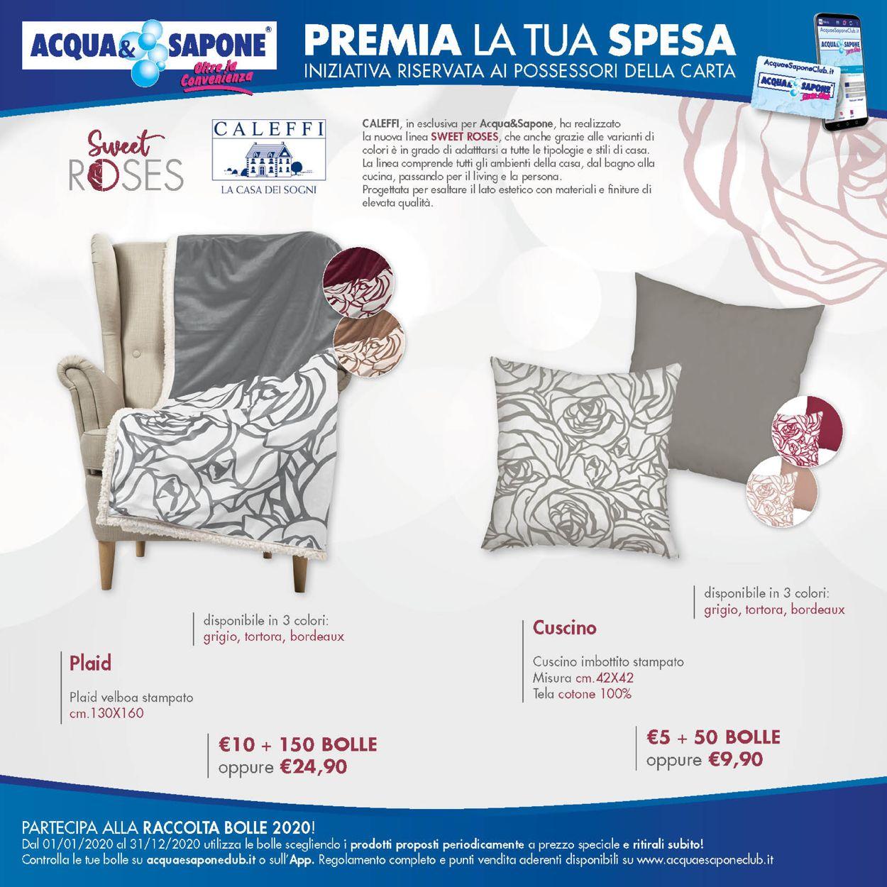 Volantino Acqua & Sapone - Offerte 17/11-06/12/2020