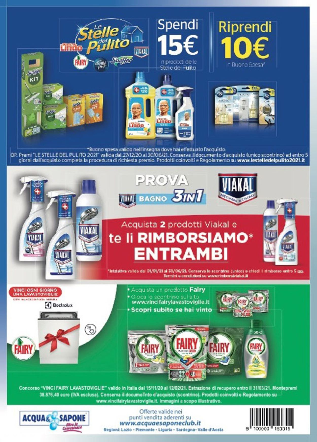 Volantino Acqua & Sapone - Offerte 01/01-31/01/2021 (Pagina 6)