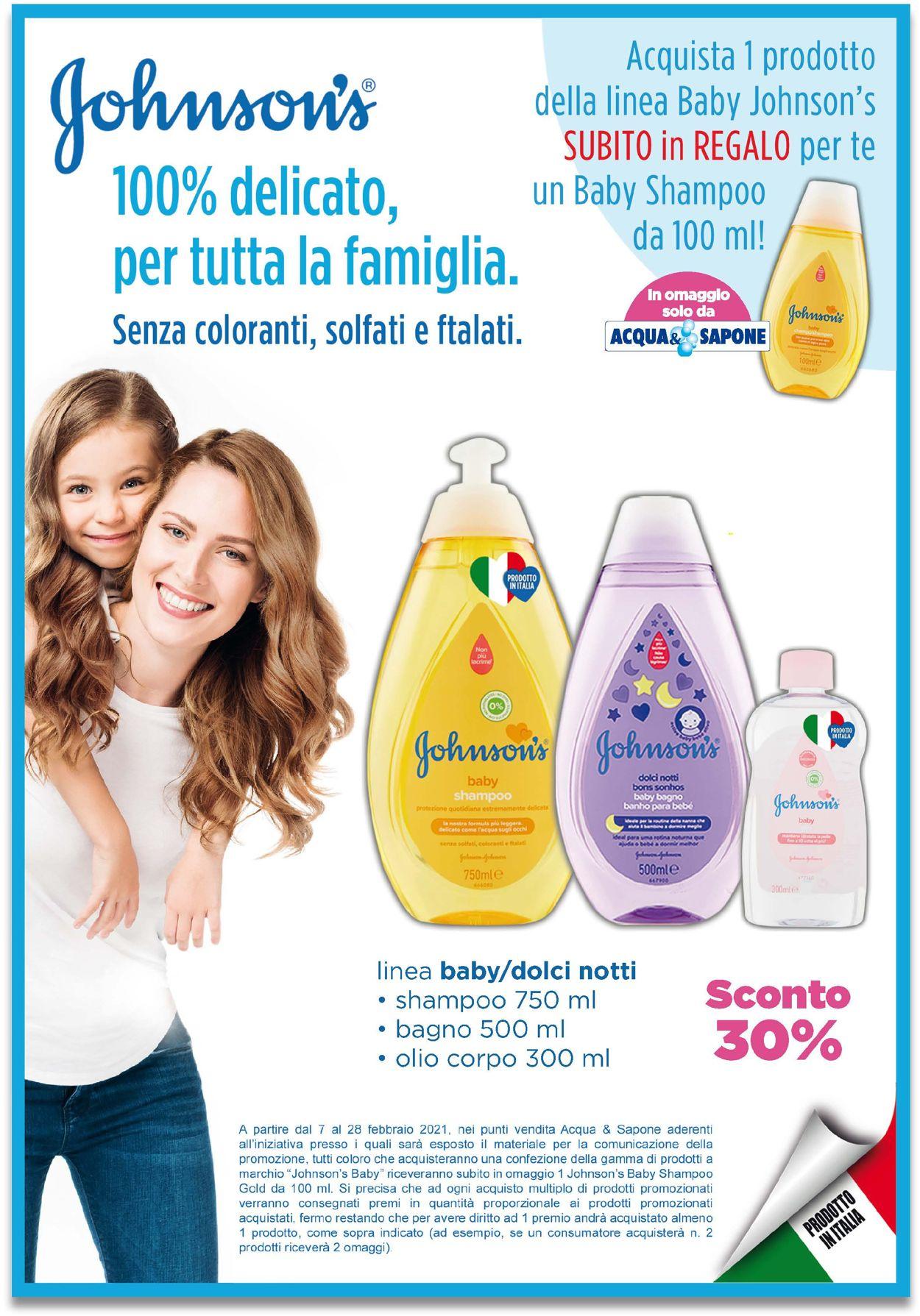 Volantino Acqua & Sapone - Offerte 07/02-28/02/2021 (Pagina 6)