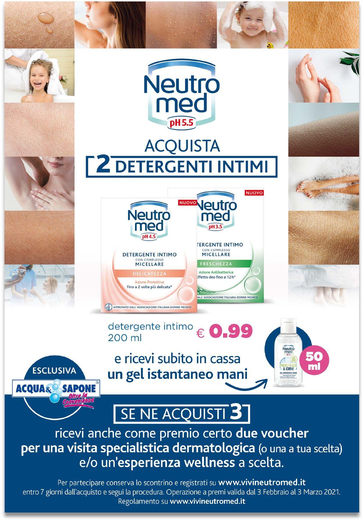 Volantino Acqua & Sapone - Offerte 07/02-28/02/2021 (Pagina 7)