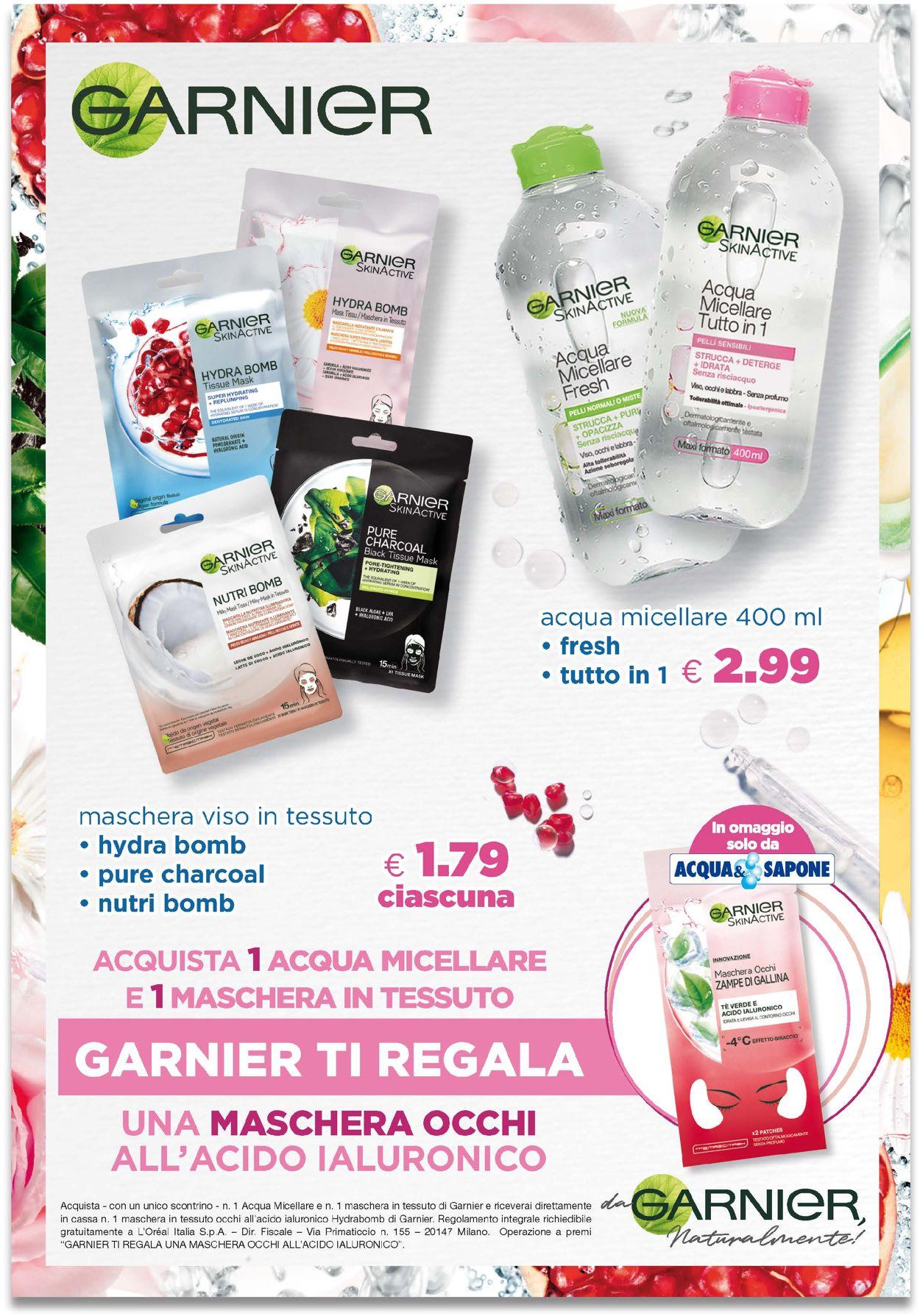 Volantino Acqua & Sapone - Offerte 07/02-28/02/2021 (Pagina 10)