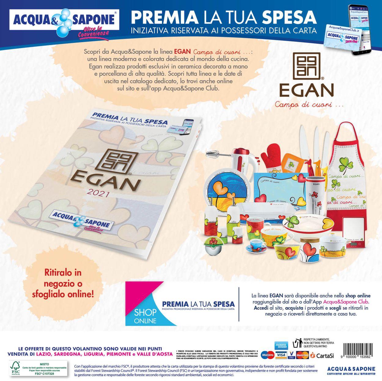 Volantino Acqua & Sapone - Offerte 11/02-31/12/2021 (Pagina 2)