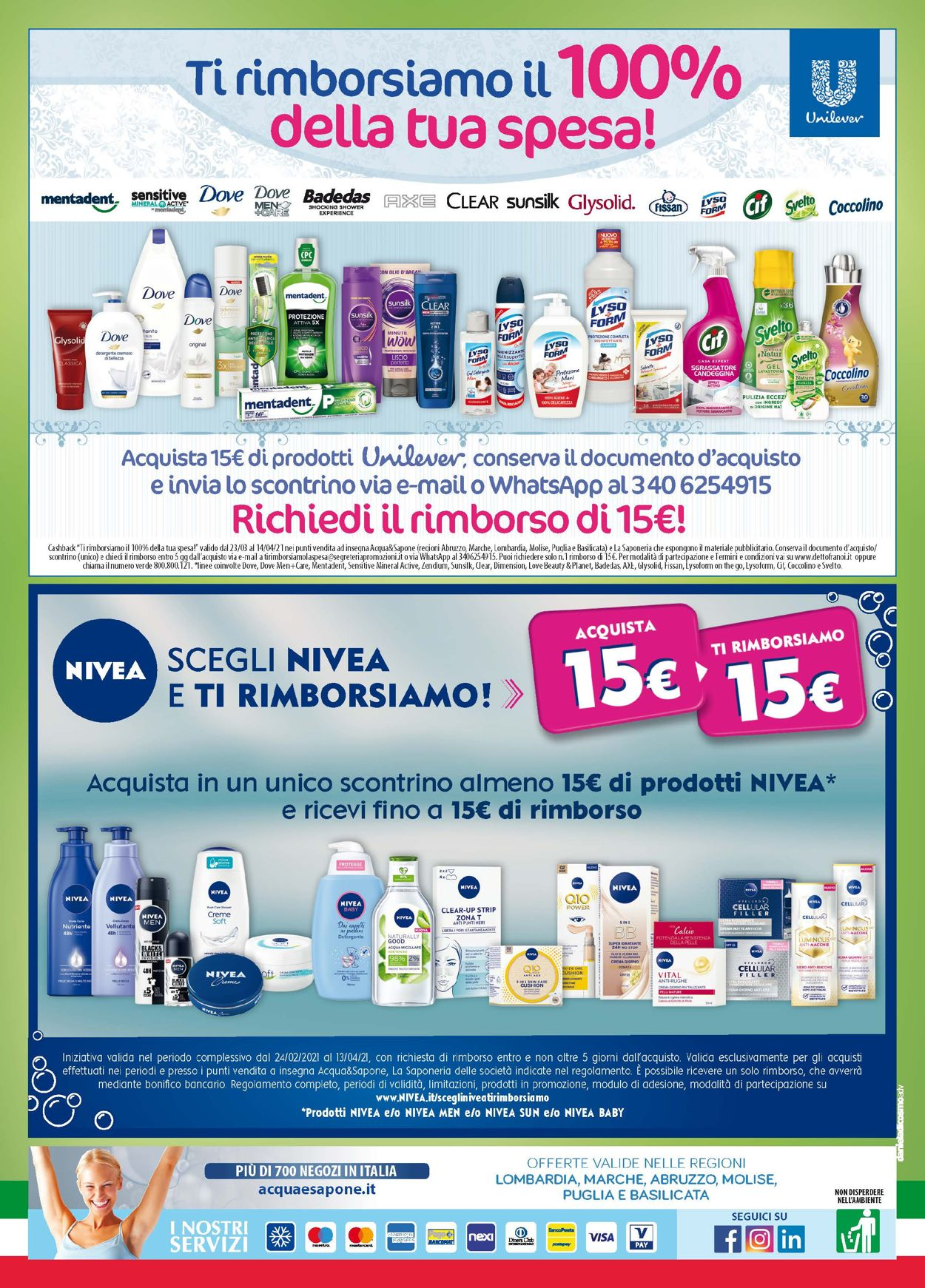 Volantino Acqua & Sapone - Offerte 25/03-13/04/2021 (Pagina 16)
