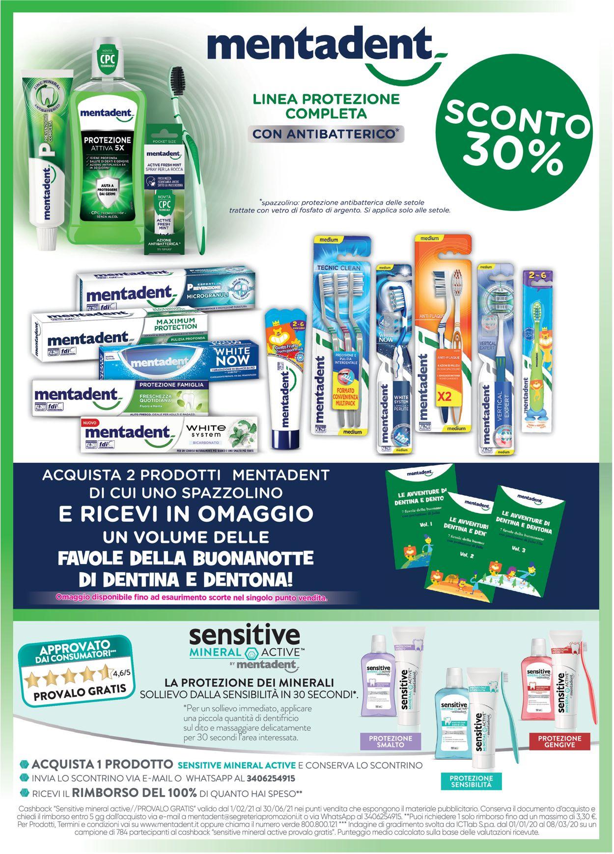 Volantino Acqua & Sapone - Offerte 01/04-30/04/2021 (Pagina 5)