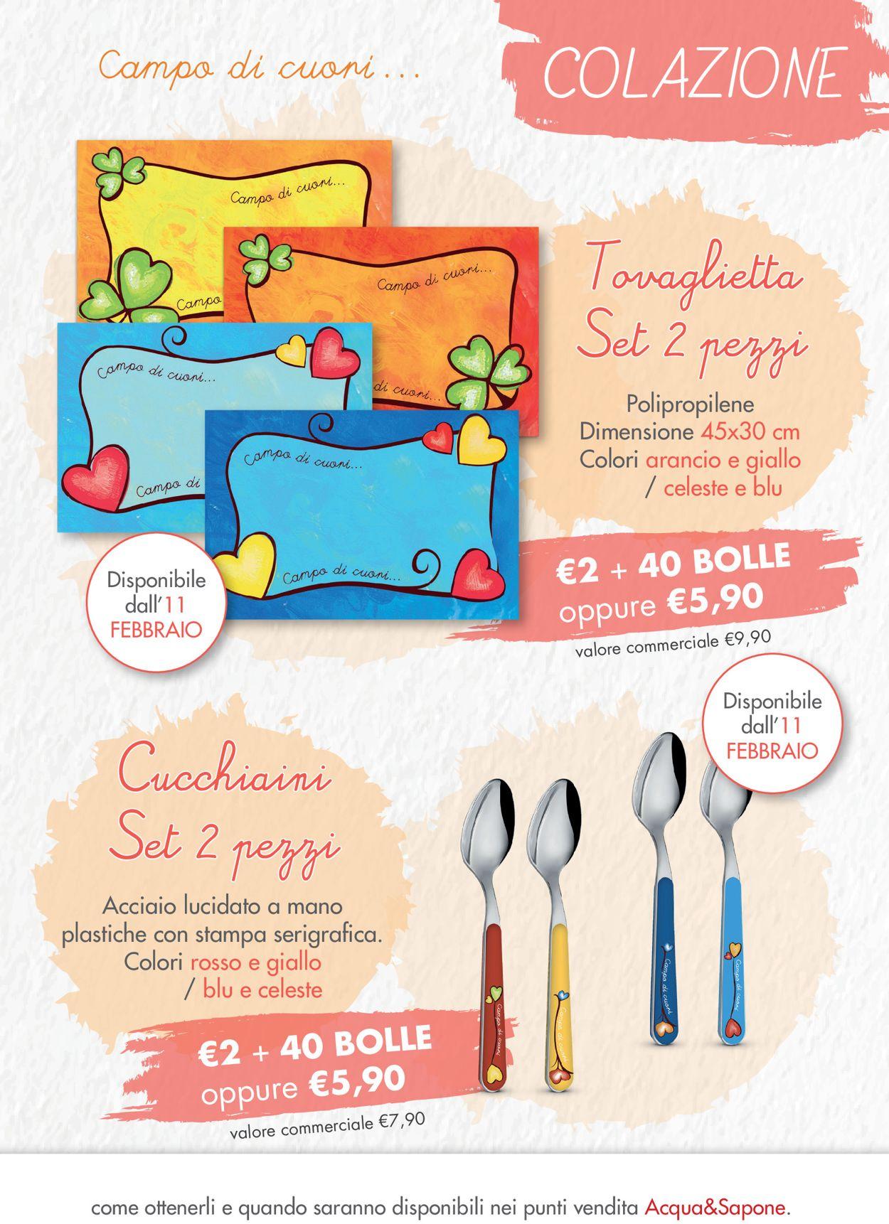 Volantino Acqua & Sapone - Offerte 01/01-31/12/2021 (Pagina 5)