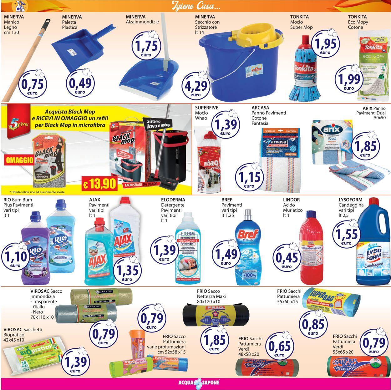 Volantino Acqua & Sapone - Offerte 26/04-09/05/2021 (Pagina 17)