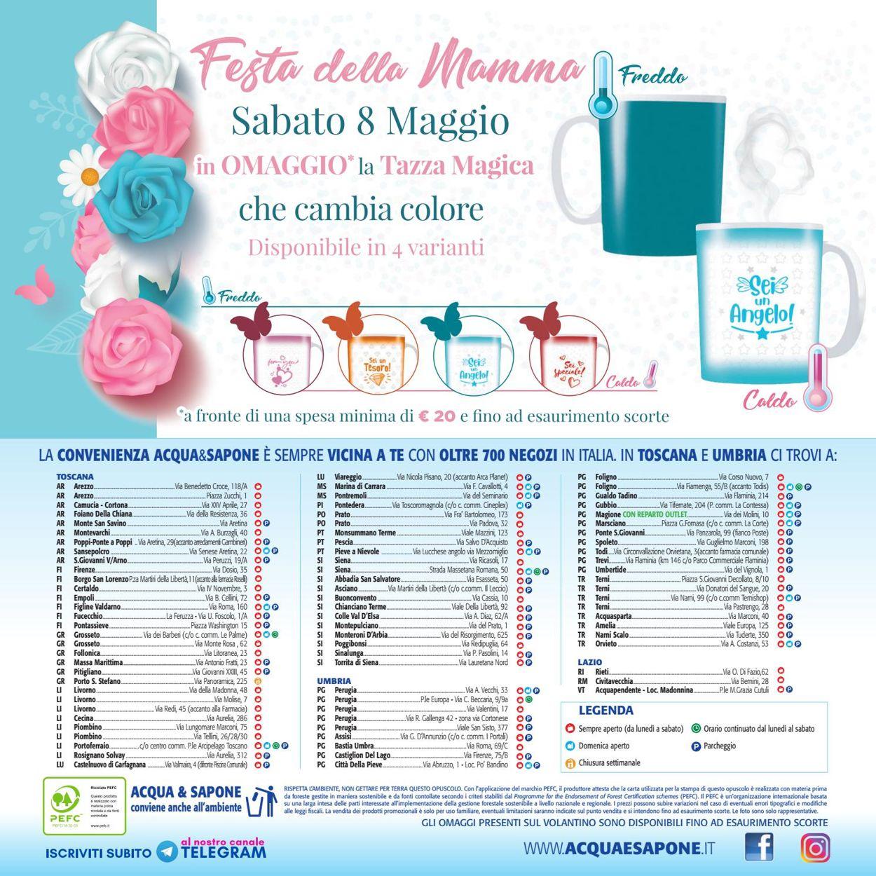 Volantino Acqua & Sapone - Offerte 28/04-16/05/2021 (Pagina 20)
