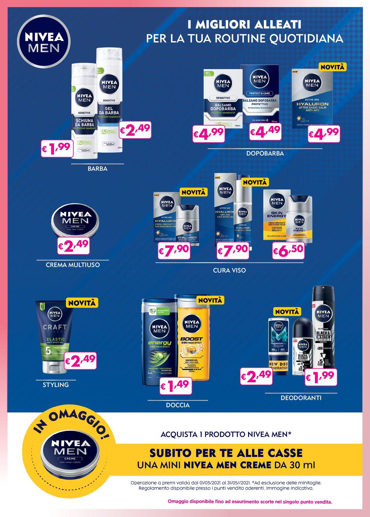 Volantino Acqua & Sapone - Offerte 01/05-31/05/2021 (Pagina 5)