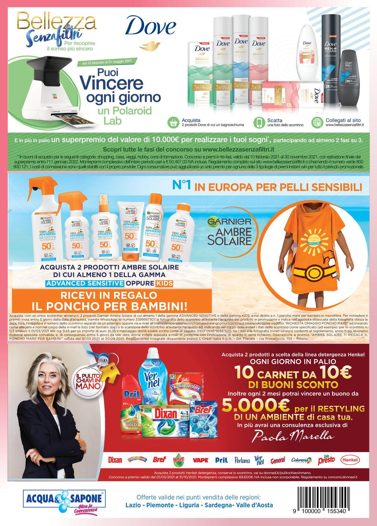 Volantino Acqua & Sapone - Offerte 01/05-31/05/2021 (Pagina 6)