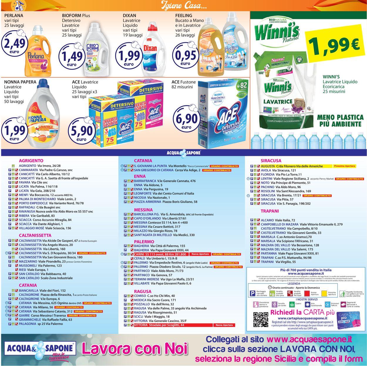 Volantino Acqua & Sapone - Offerte 10/05-23/05/2021 (Pagina 20)