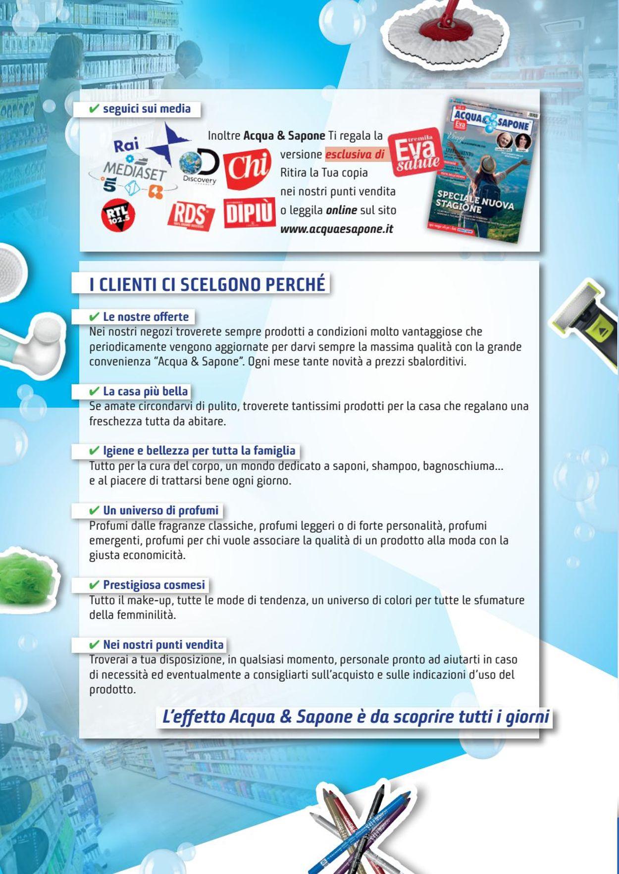 Volantino Acqua & Sapone - Offerte 13/05-23/05/2021 (Pagina 4)