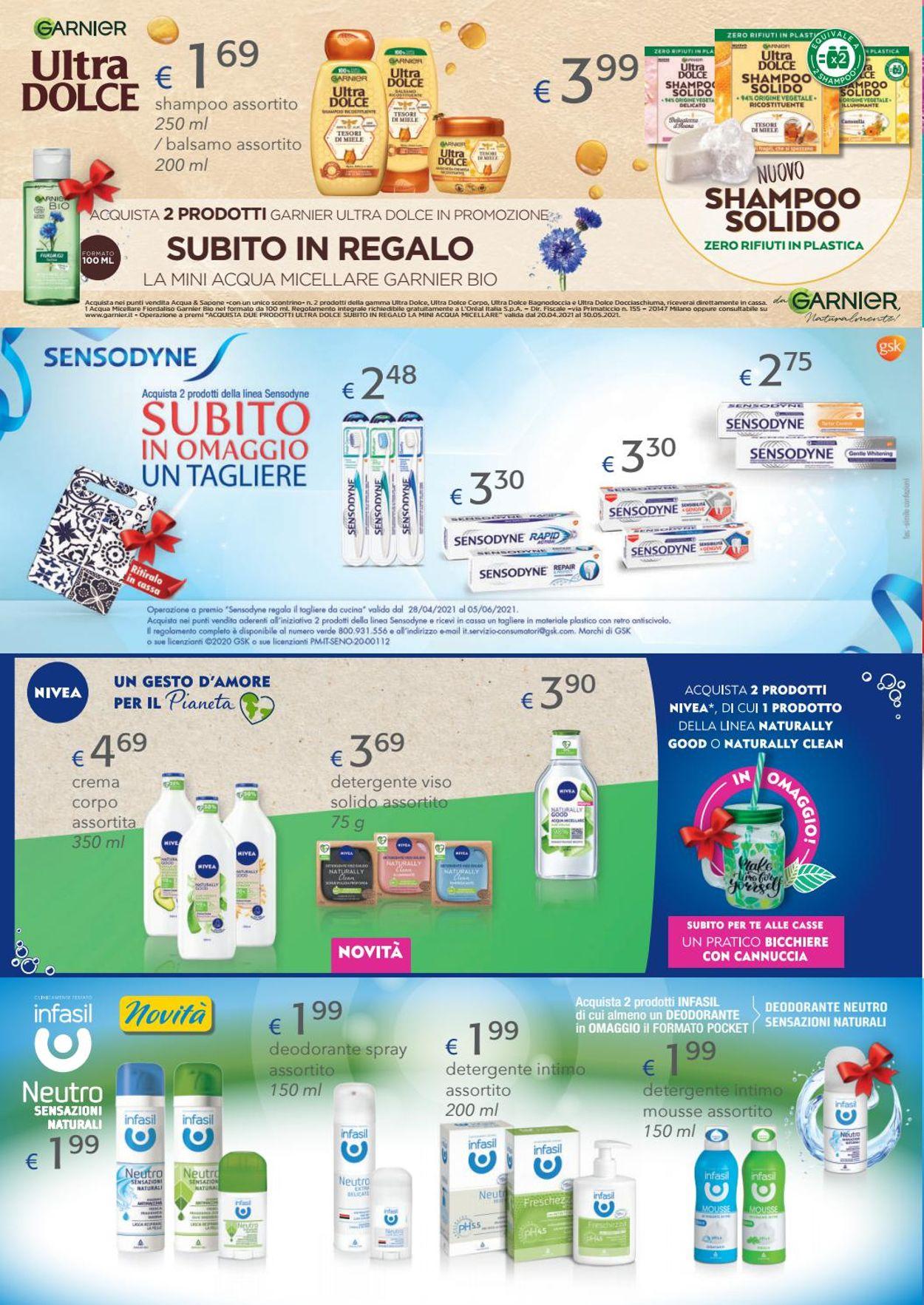 Volantino Acqua & Sapone - Offerte 13/05-23/05/2021 (Pagina 10)