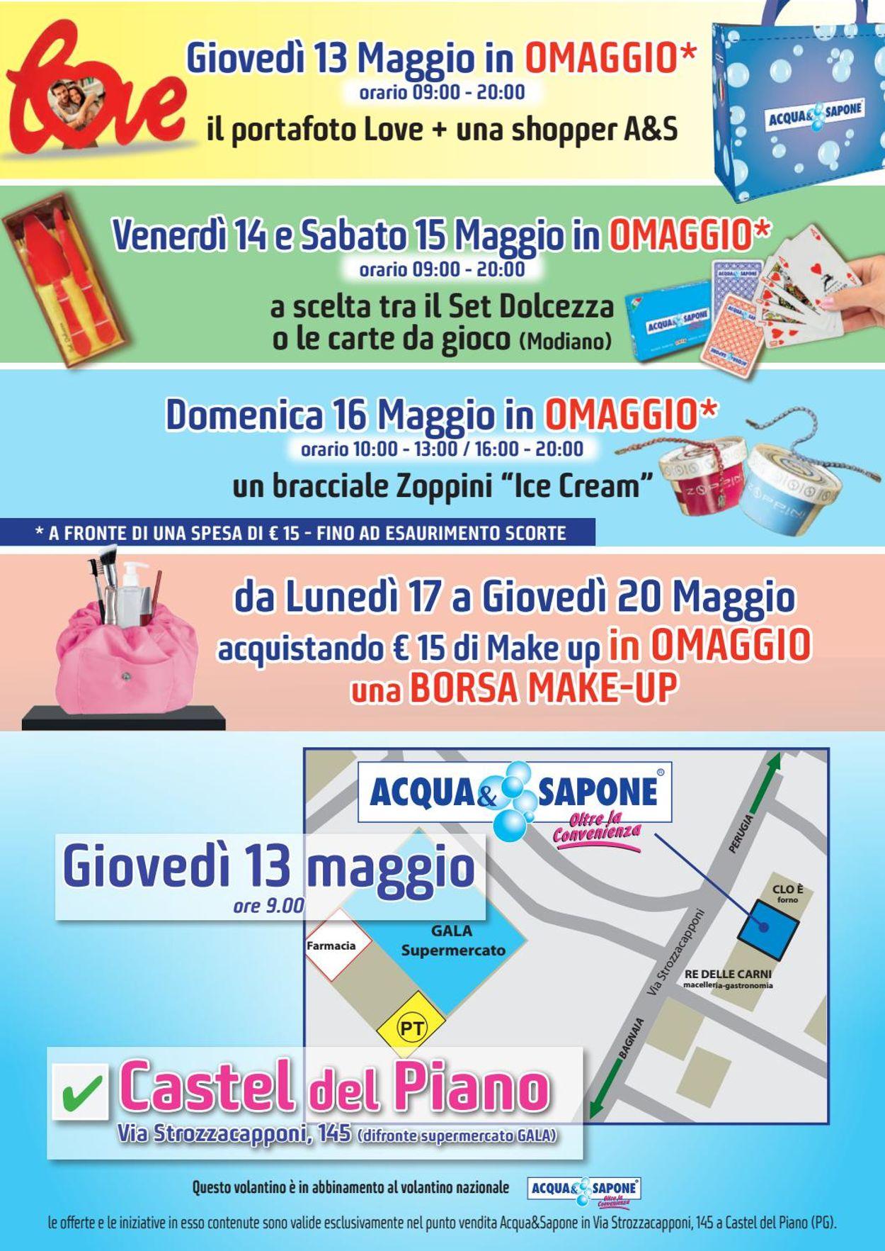 Volantino Acqua & Sapone - Offerte 13/05-23/05/2021 (Pagina 12)