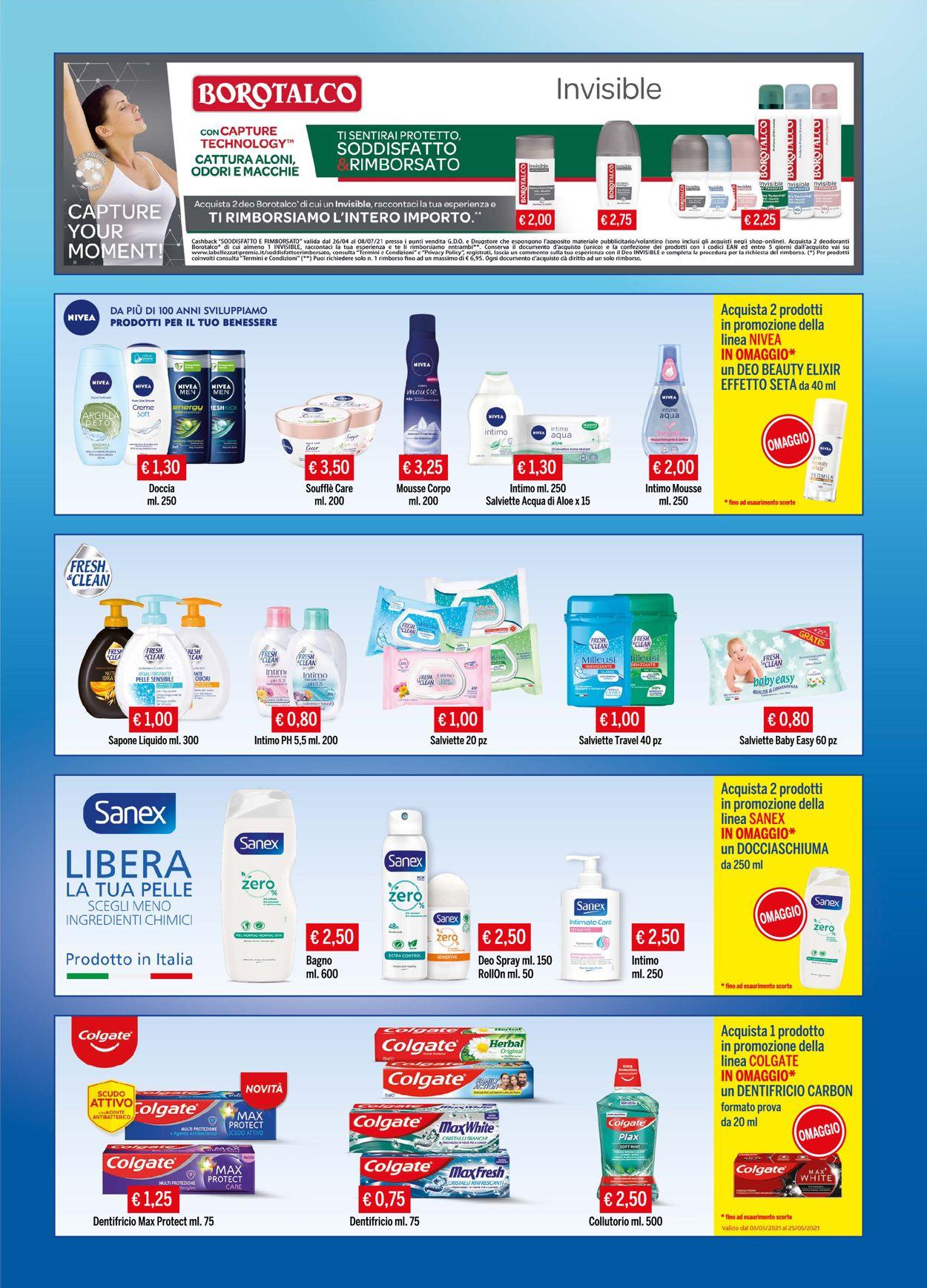Volantino Acqua & Sapone - Offerte 12/05-25/05/2021 (Pagina 2)
