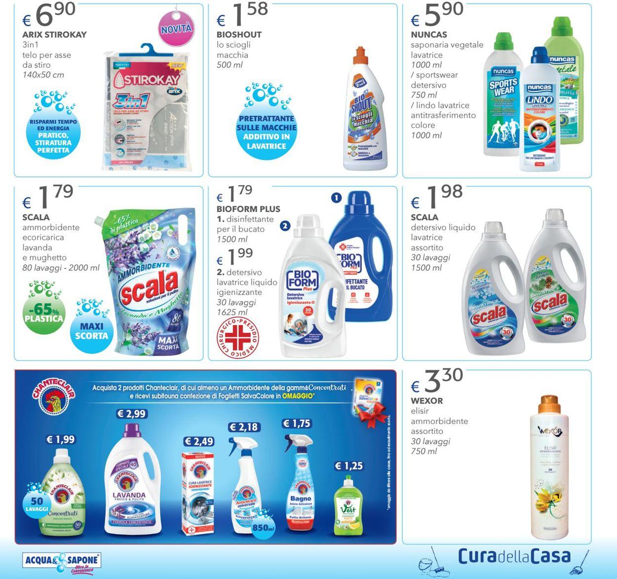 Volantino Acqua & Sapone - Offerte 19/05-06/06/2021 (Pagina 9)