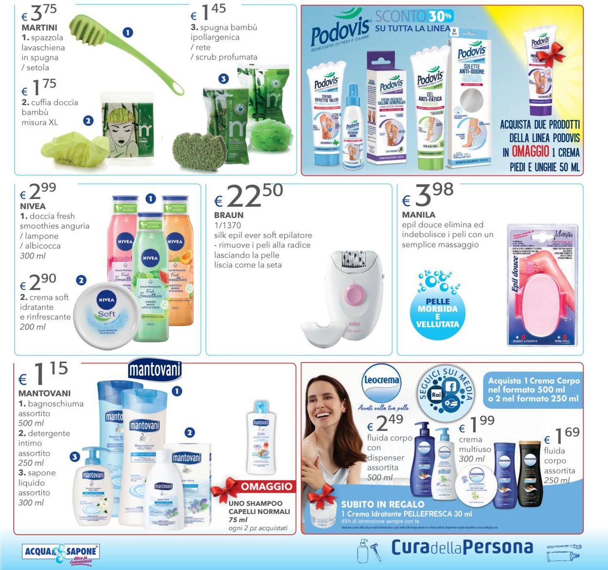 Volantino Acqua & Sapone - Offerte 19/05-06/06/2021 (Pagina 11)