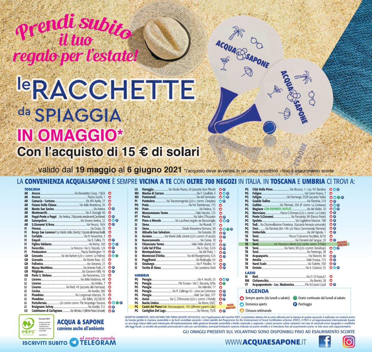 Volantino Acqua & Sapone - Offerte 19/05-06/06/2021 (Pagina 28)