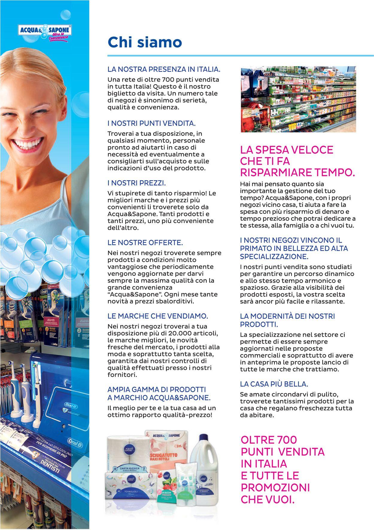 Volantino Acqua & Sapone - Offerte 27/05-06/06/2021 (Pagina 2)