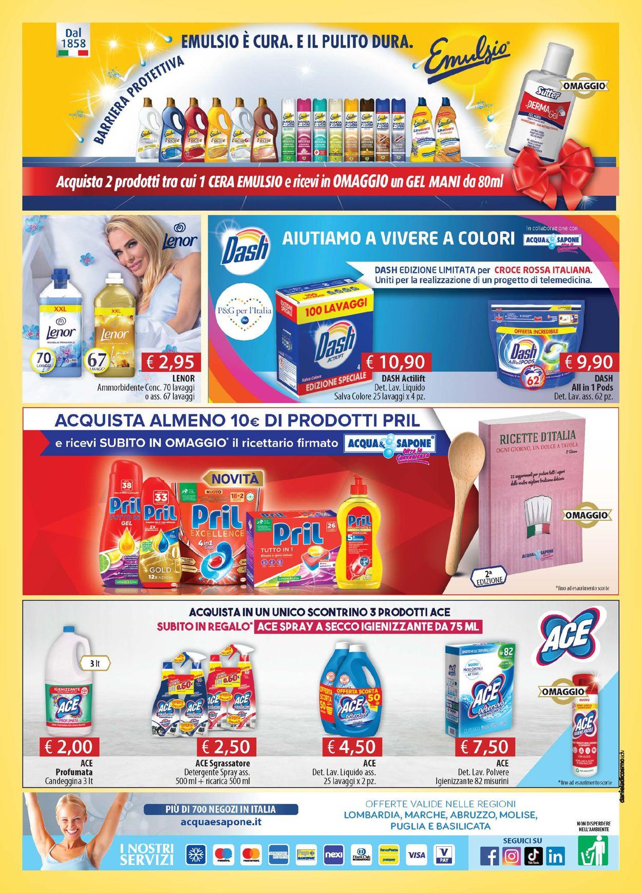 Volantino Acqua & Sapone - Offerte 27/05-15/06/2021 (Pagina 16)