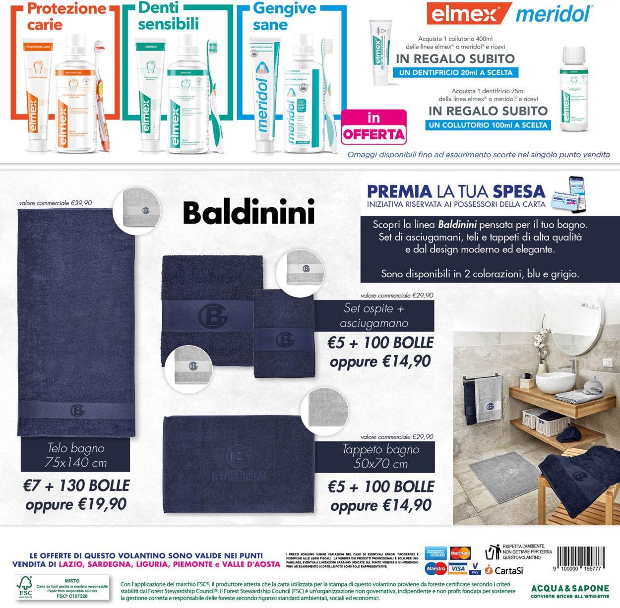 Volantino Acqua & Sapone - Offerte 03/06-15/06/2021 (Pagina 16)