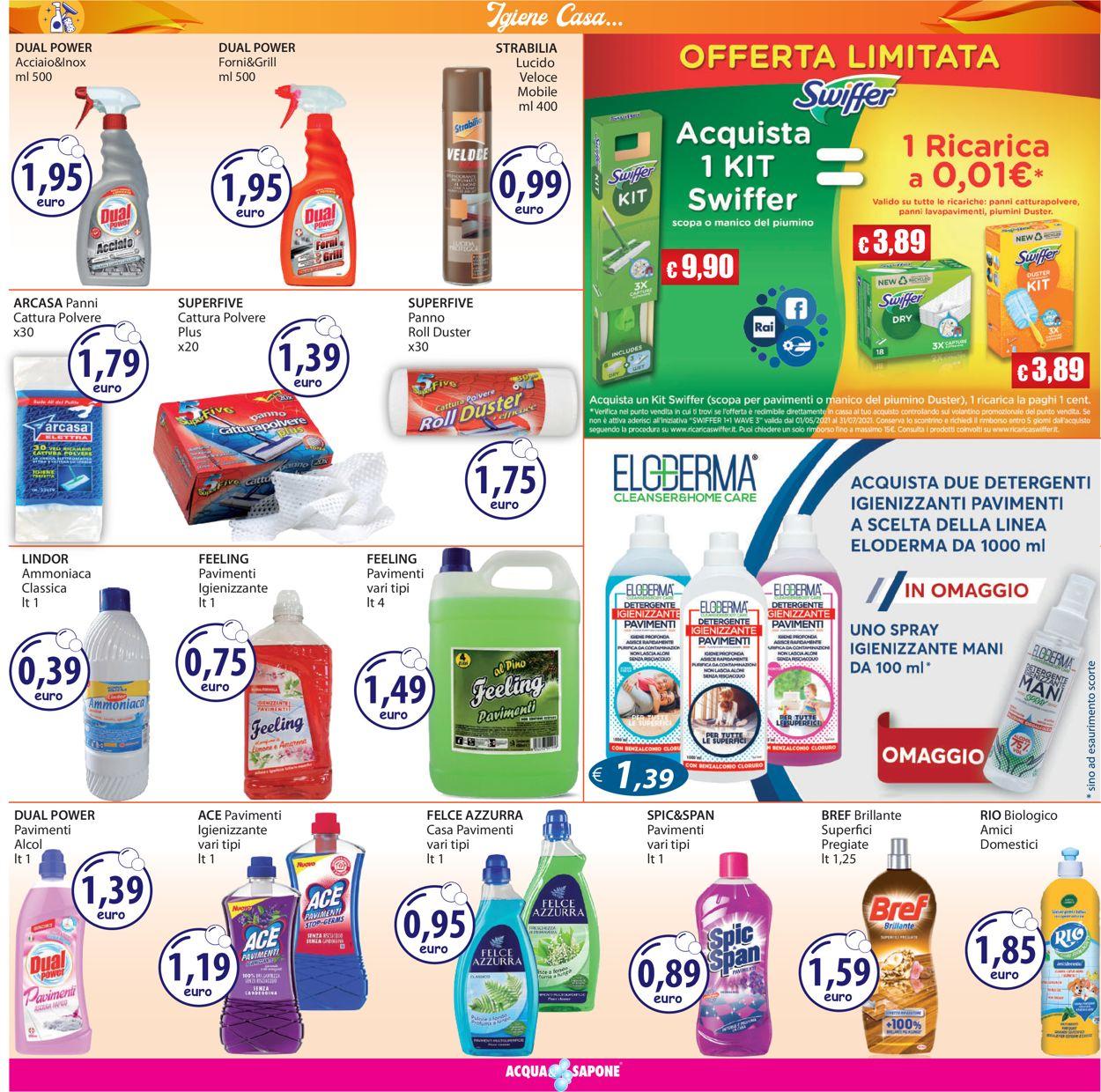 Volantino Acqua & Sapone - Offerte 07/06-20/06/2021 (Pagina 16)