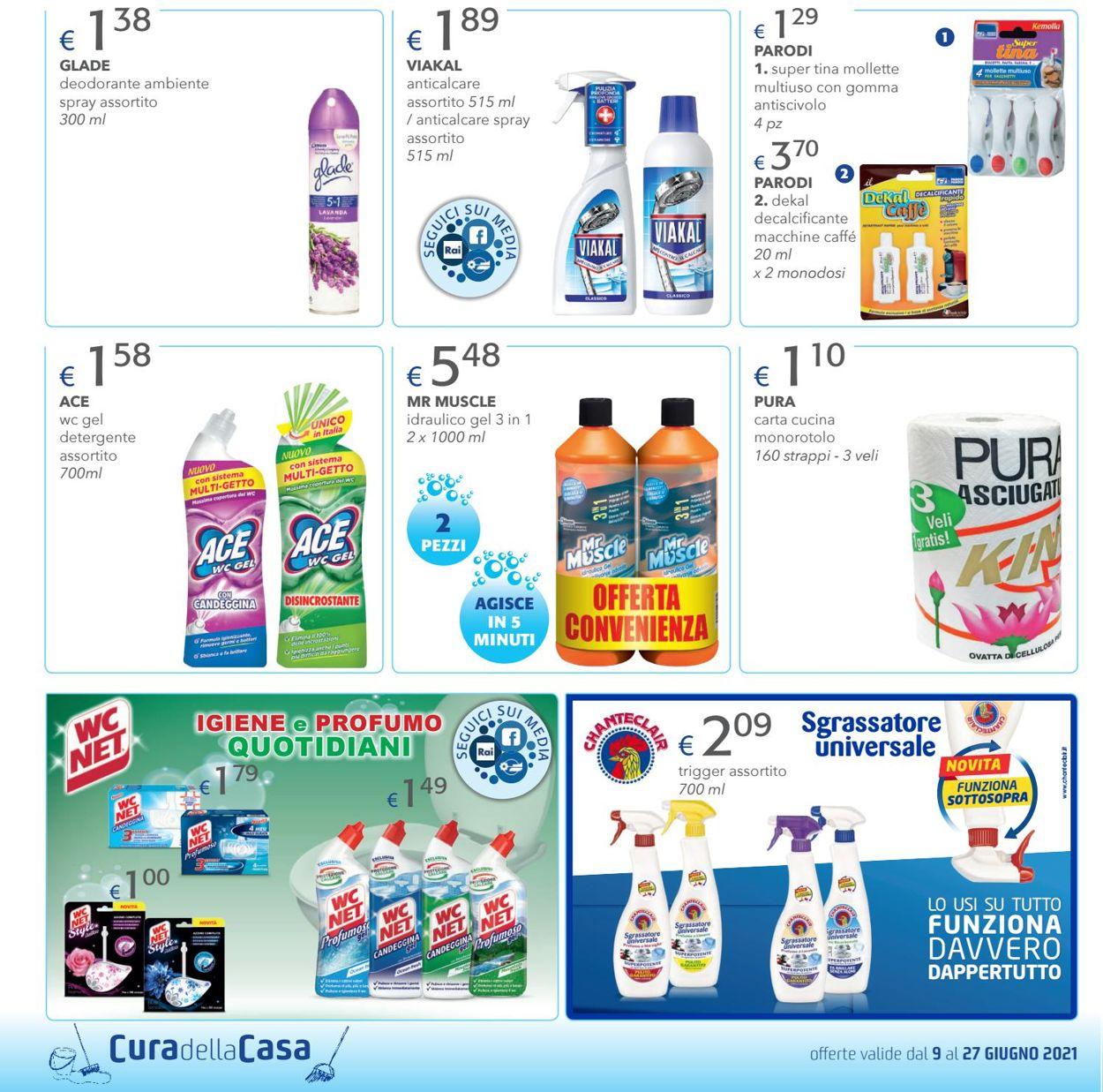 Volantino Acqua & Sapone - Offerte 09/06-27/06/2021 (Pagina 6)