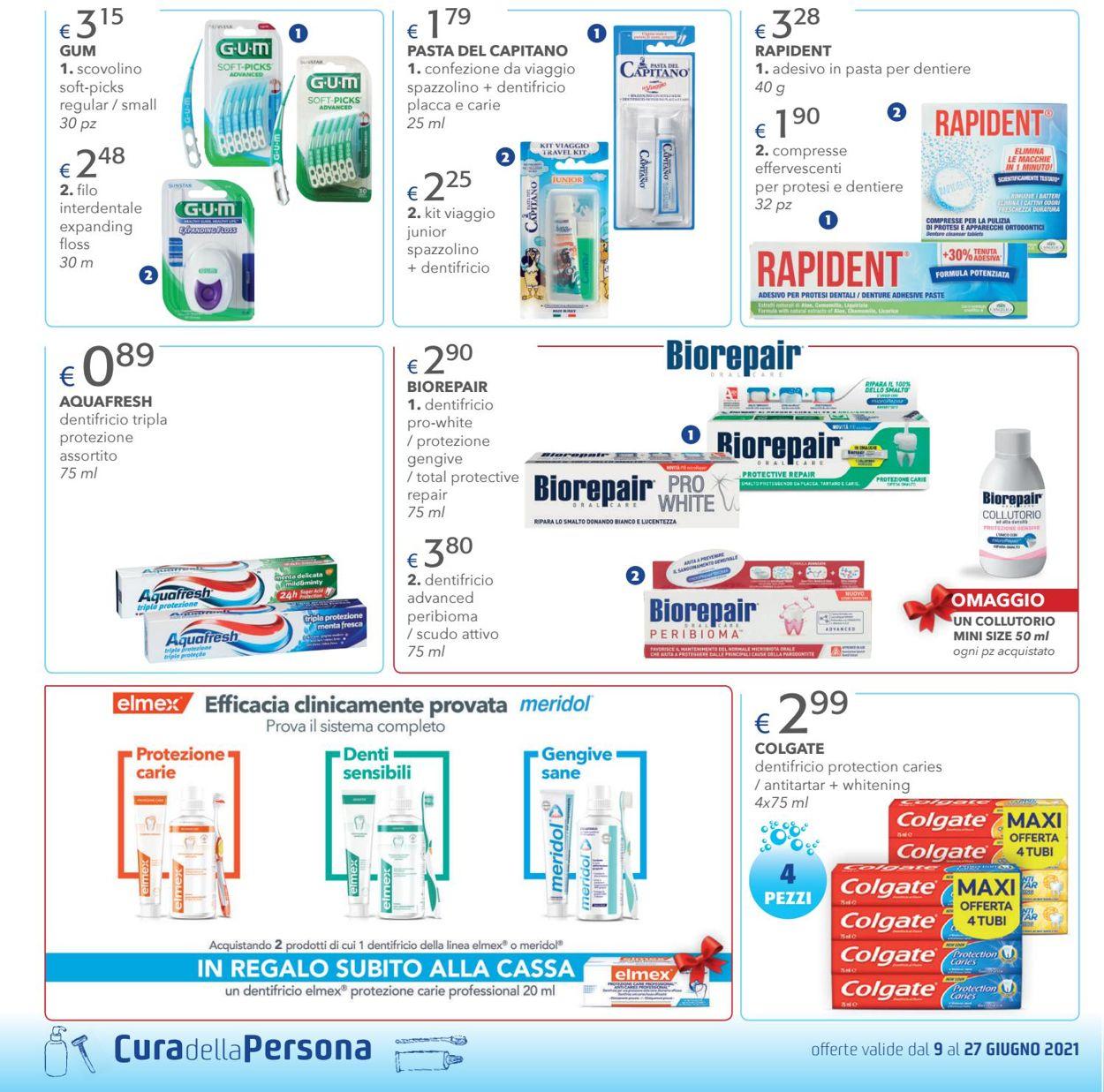 Volantino Acqua & Sapone - Offerte 09/06-27/06/2021 (Pagina 12)