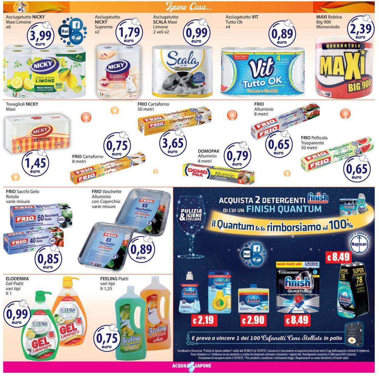 Volantino Acqua & Sapone - Offerte 05/07-18/07/2021 (Pagina 15)