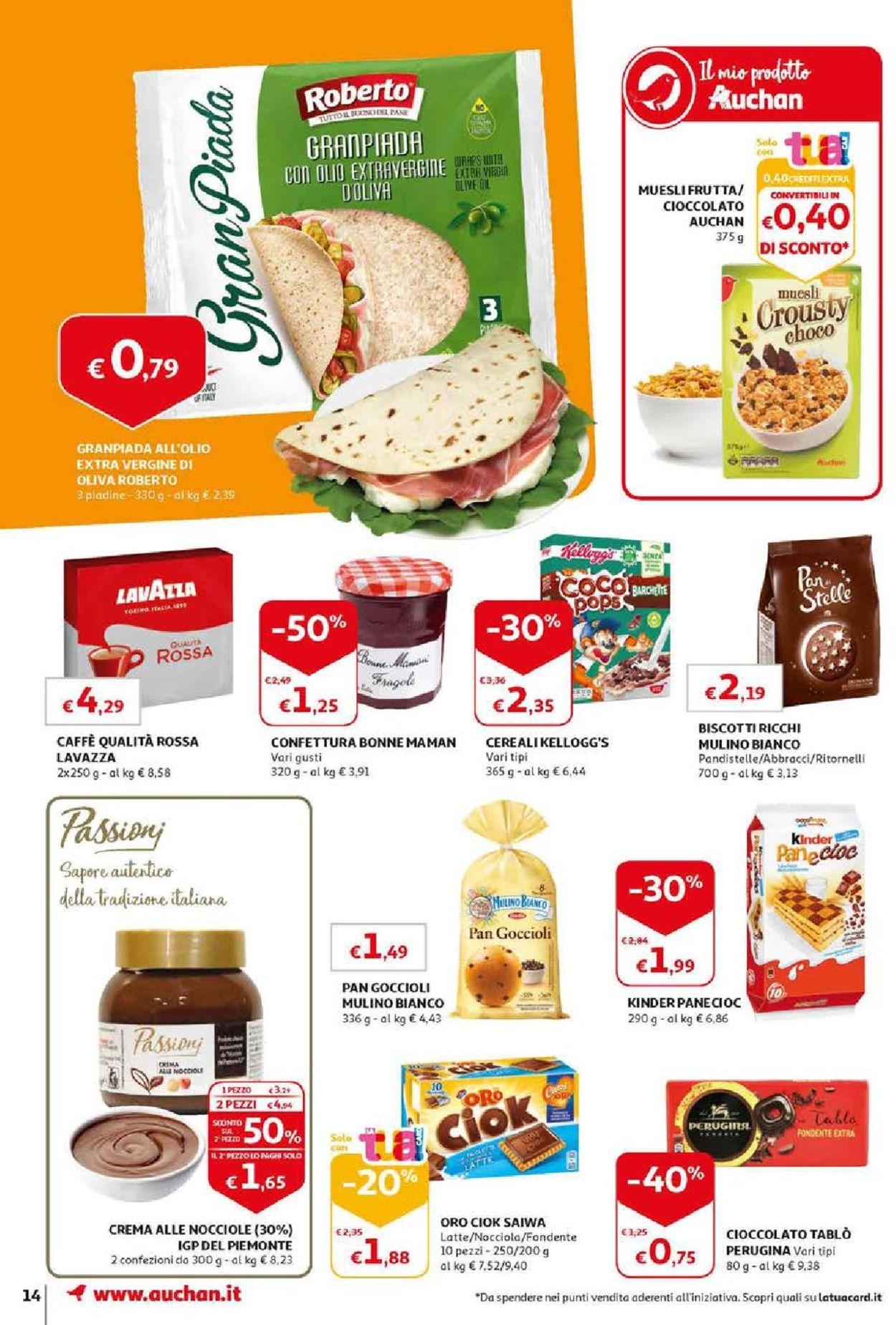 Volantino Auchan - Offerte 14/05-22/05/2019 (Pagina 14)