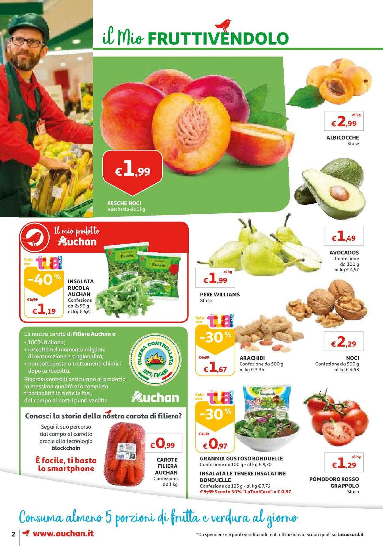 Volantino Auchan - Offerte 23/05-30/05/2019 (Pagina 2)