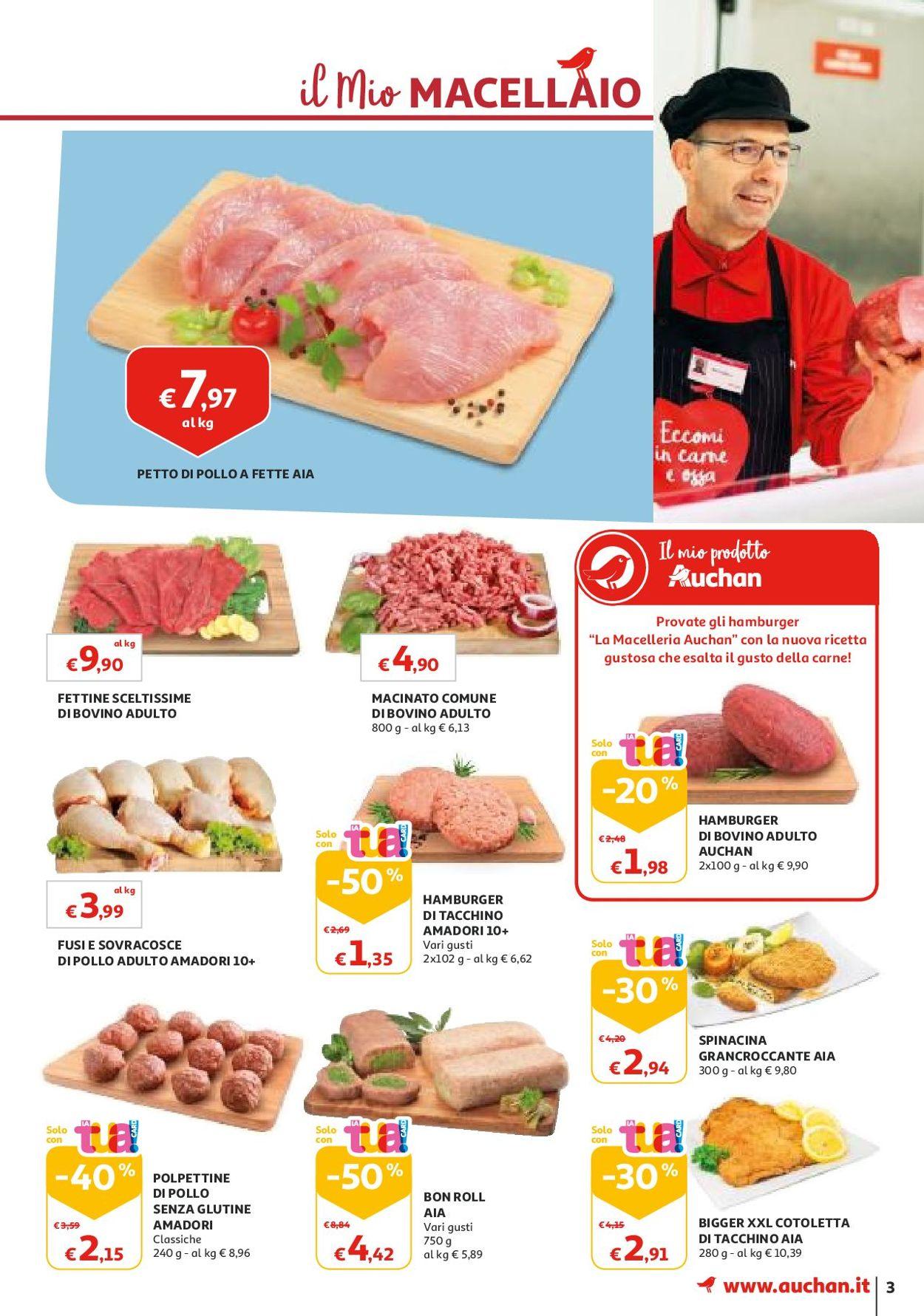 Volantino Auchan - Offerte 23/05-30/05/2019 (Pagina 3)