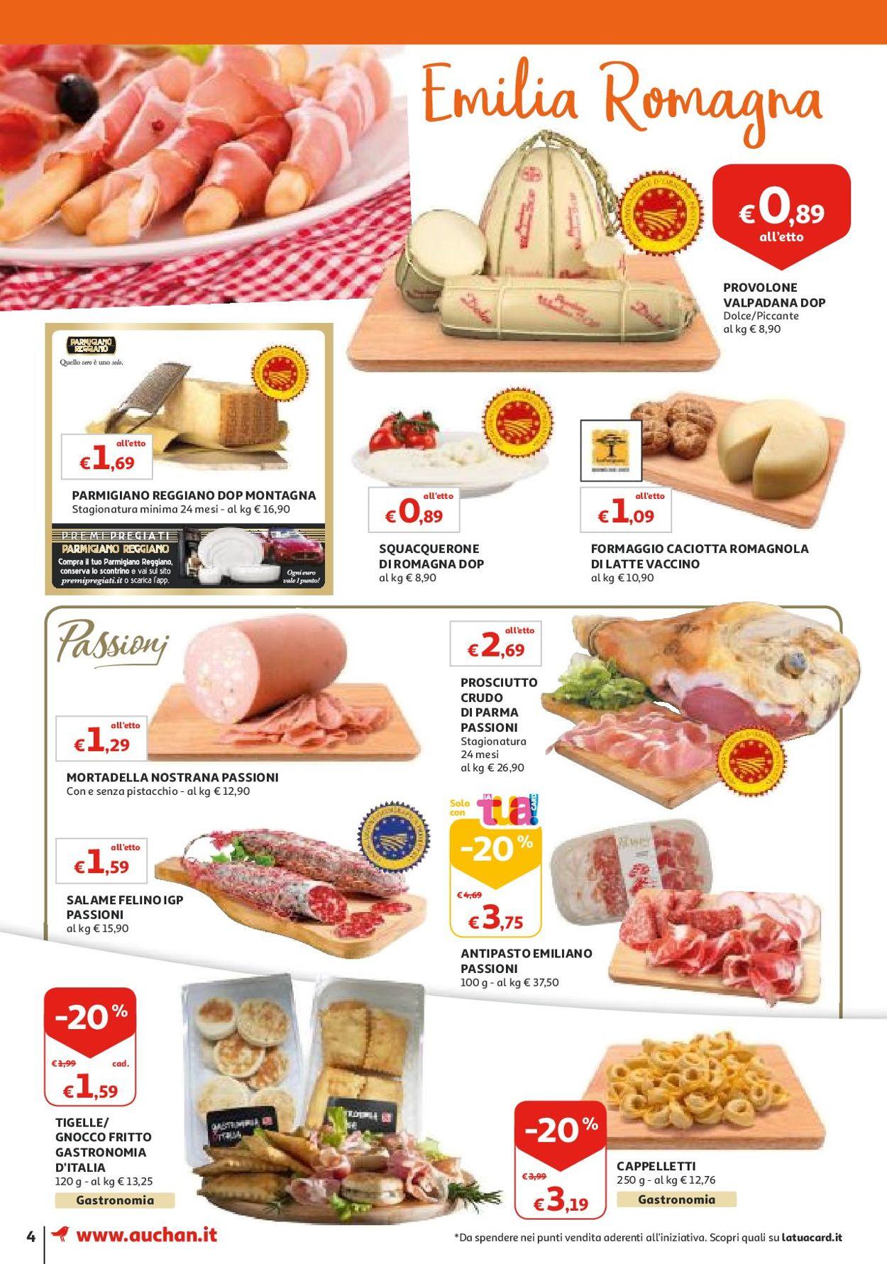 Volantino Auchan - Offerte 23/05-30/05/2019 (Pagina 4)
