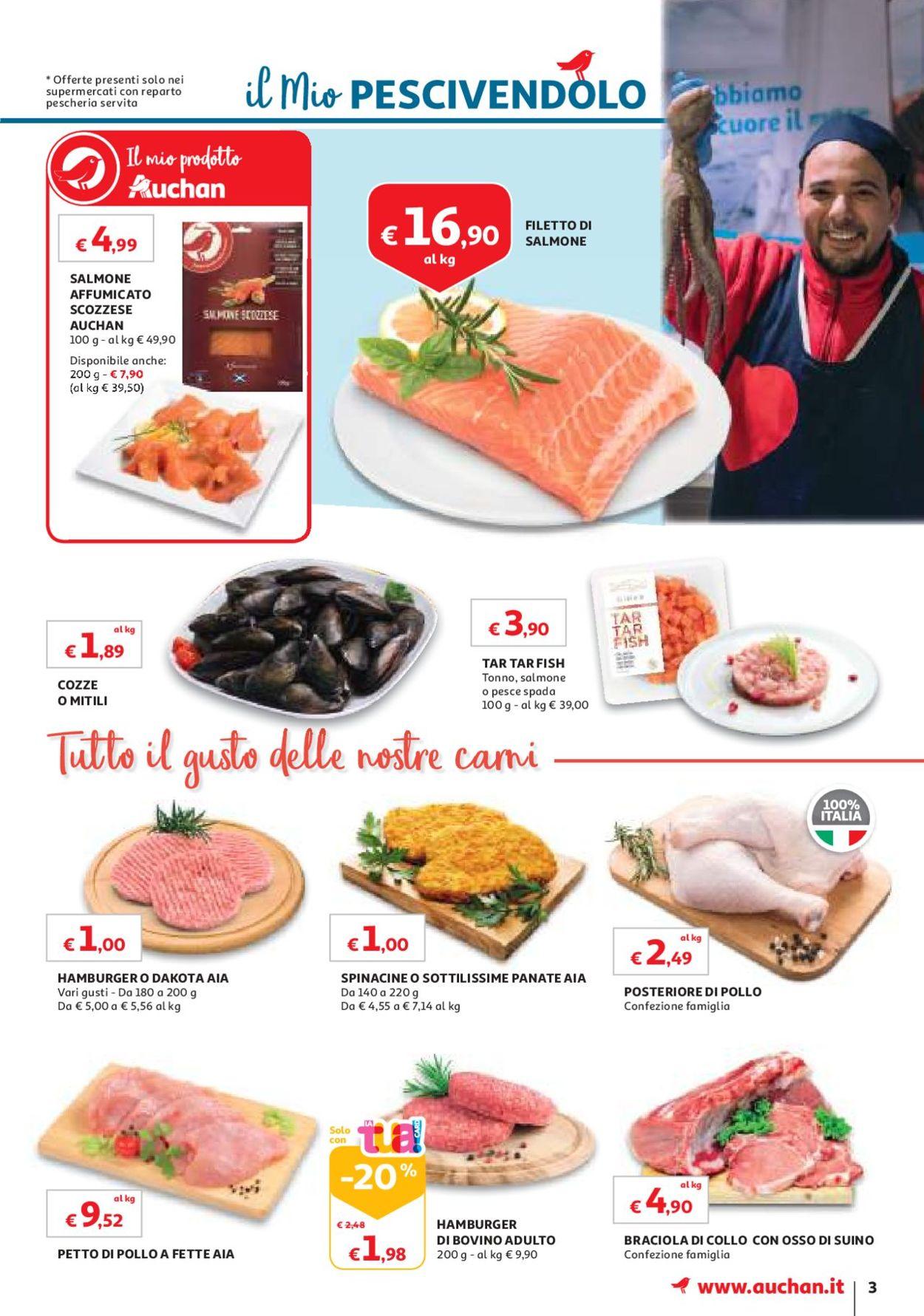 Volantino Auchan - Offerte 11/06-19/06/2019 (Pagina 3)