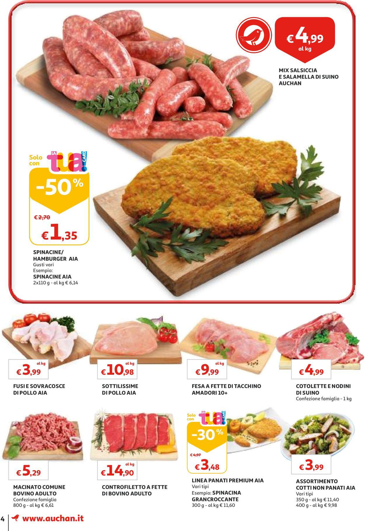 Volantino Auchan - Offerte 20/08-28/08/2019 (Pagina 4)