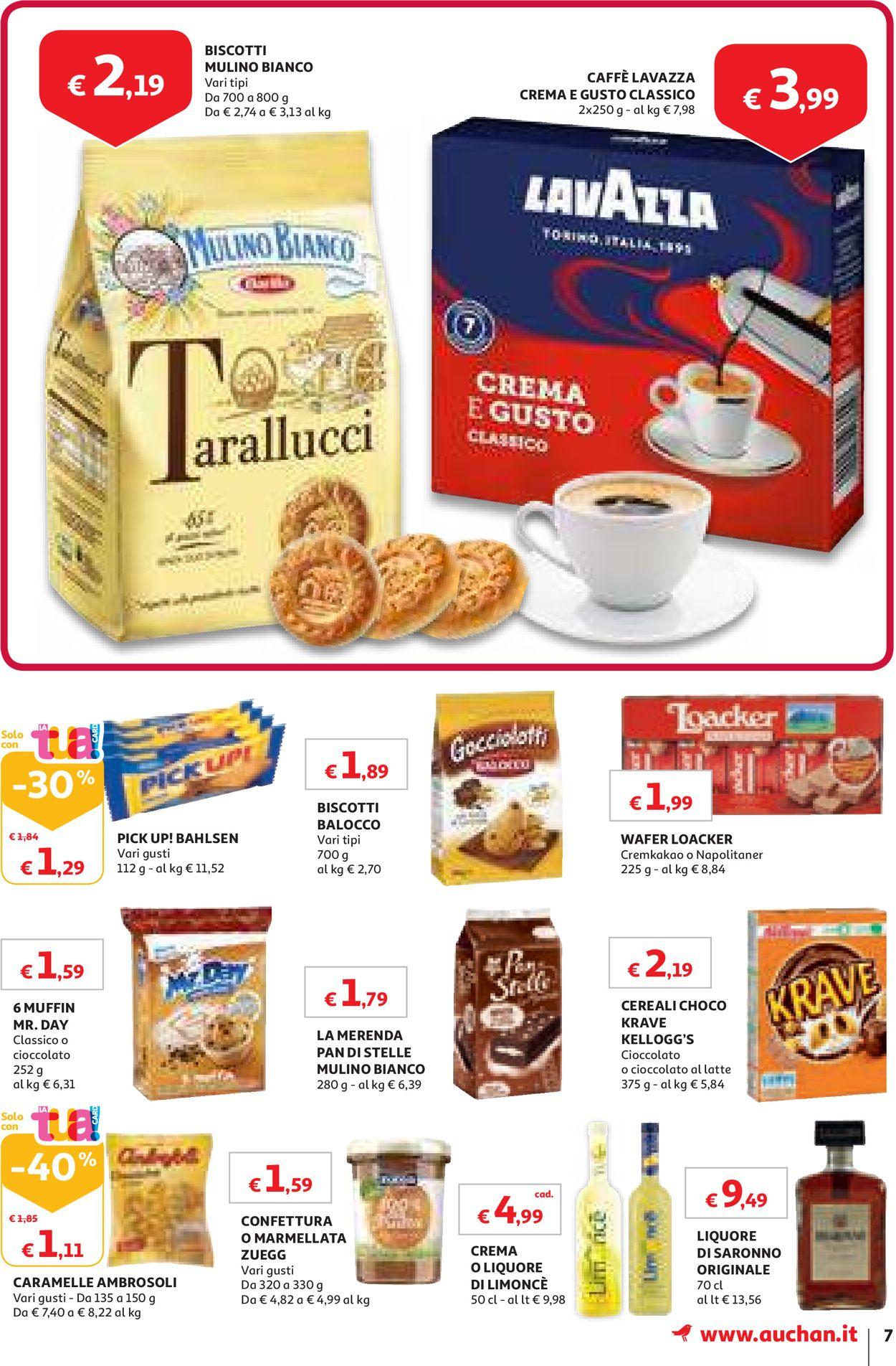 Volantino Auchan - Offerte 20/08-28/08/2019 (Pagina 7)