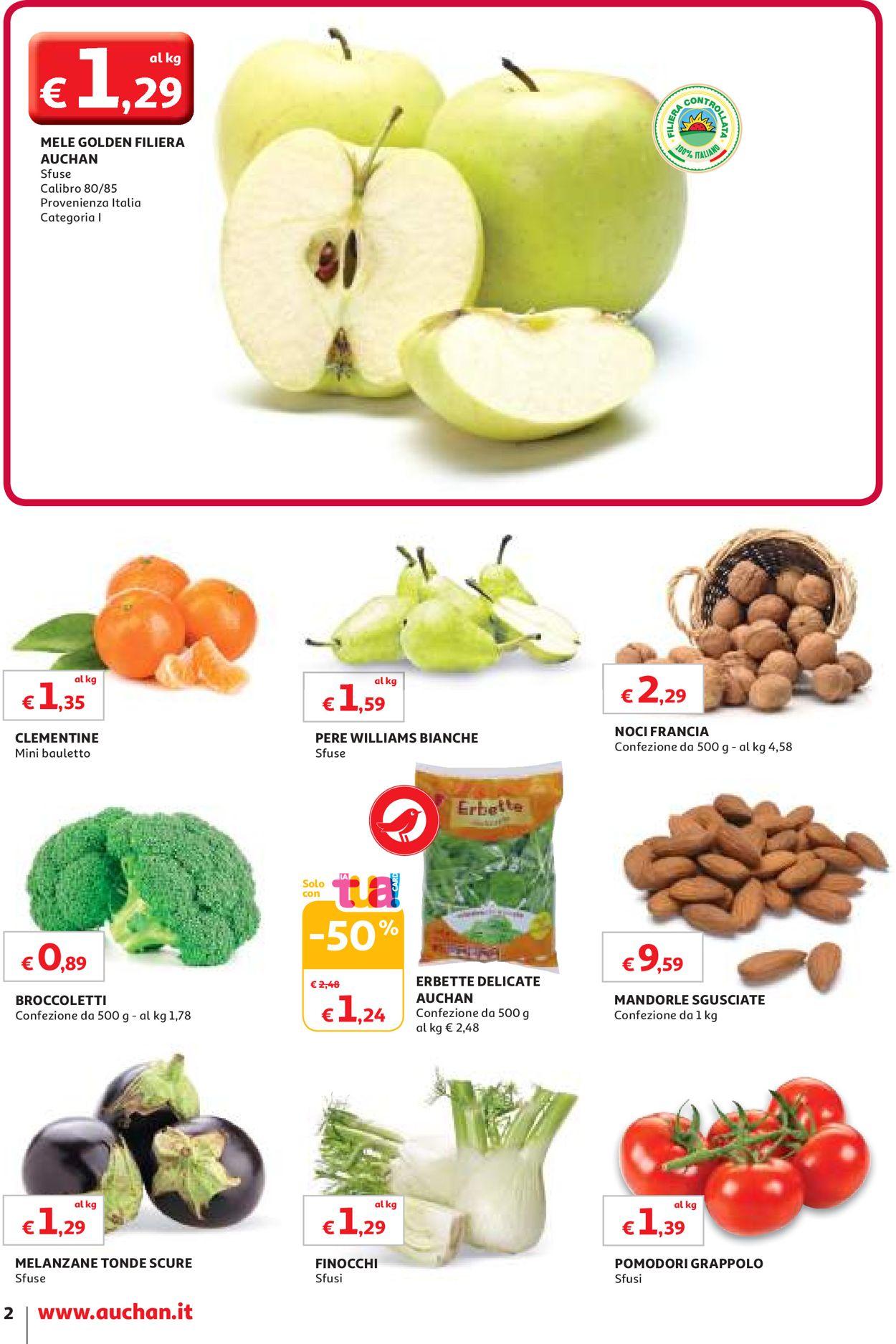 Volantino Auchan - Offerte 02/12-12/12/2019 (Pagina 2)