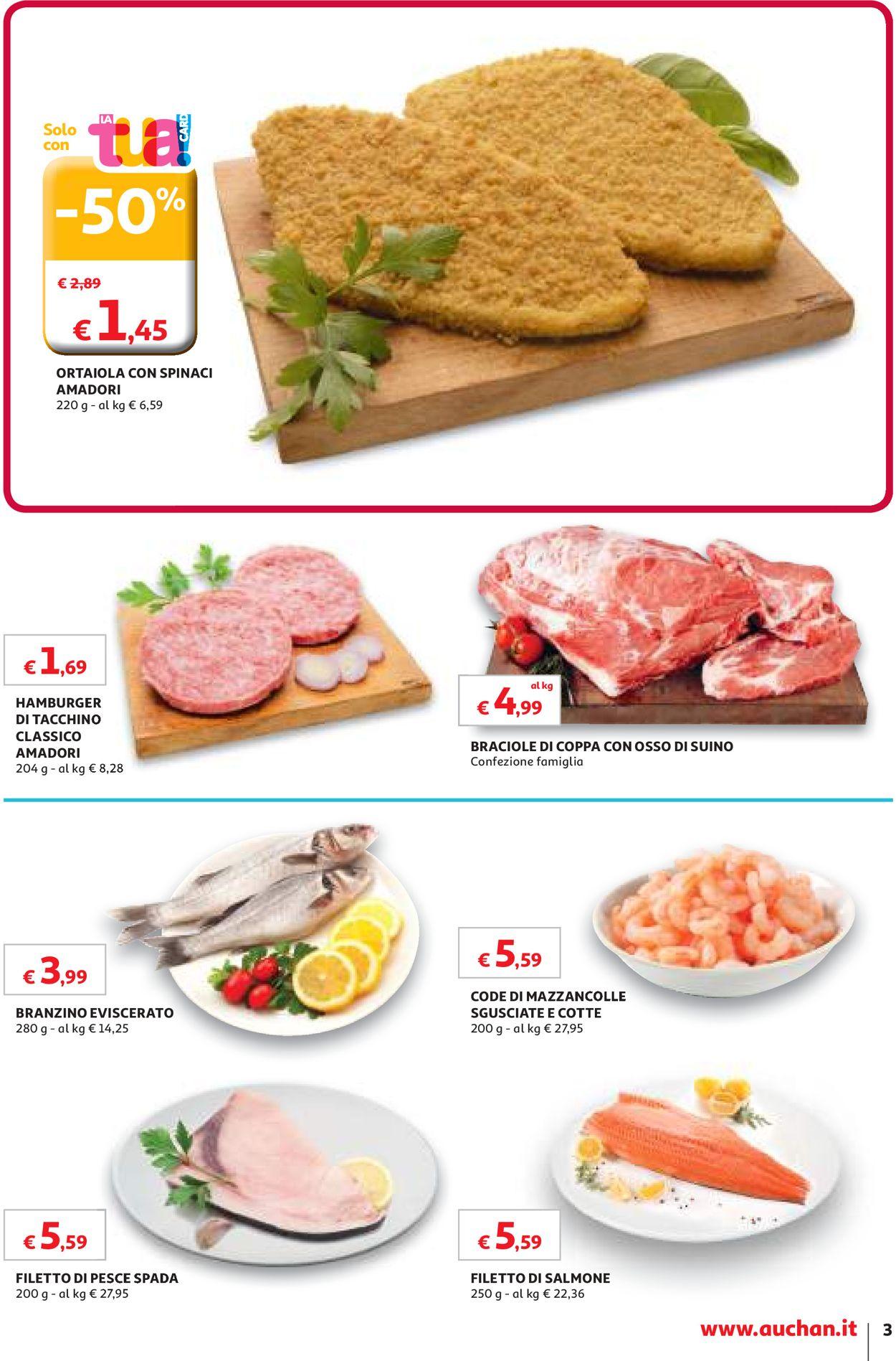 Volantino Auchan - Offerte 02/12-12/12/2019 (Pagina 3)