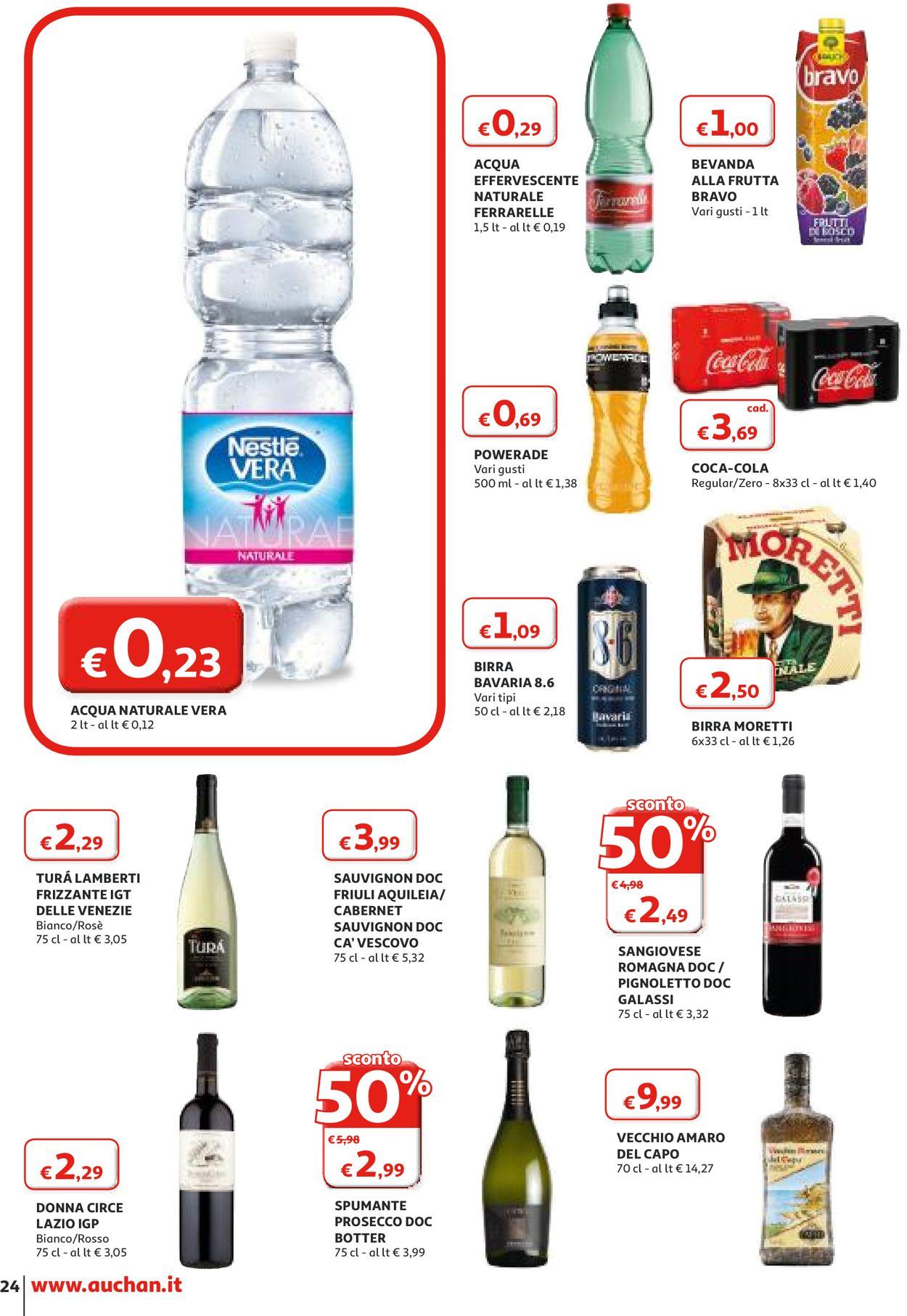 Volantino Auchan - Offerte 16/01-26/01/2020 (Pagina 24)
