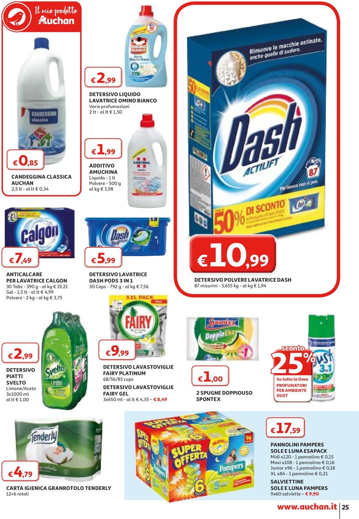 Volantino Auchan - Offerte 16/01-26/01/2020 (Pagina 25)