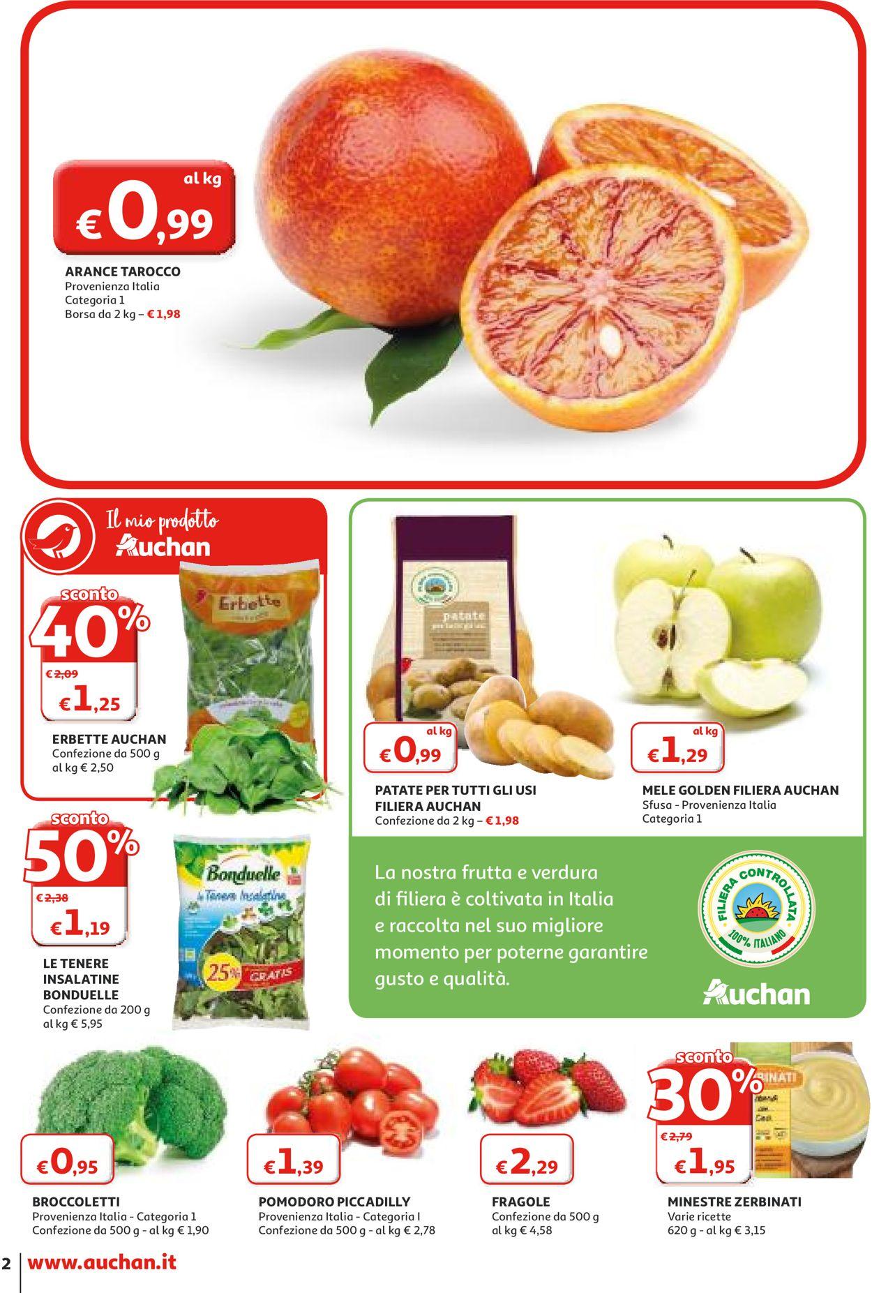 Volantino Auchan - Offerte 06/02-16/02/2020 (Pagina 2)
