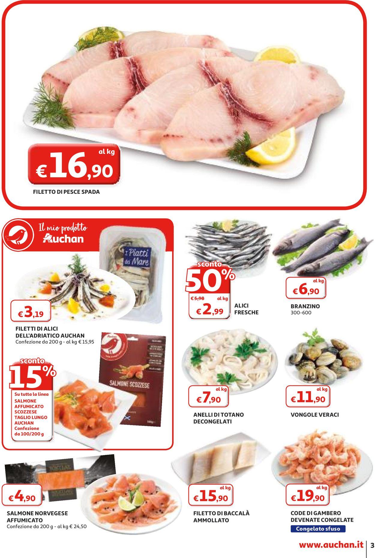 Volantino Auchan - Offerte 06/02-16/02/2020 (Pagina 3)