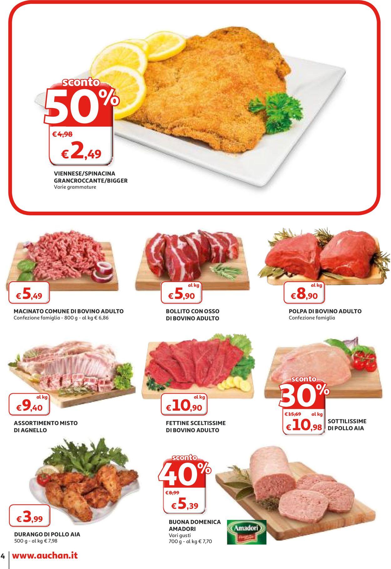 Volantino Auchan - Offerte 06/02-16/02/2020 (Pagina 4)