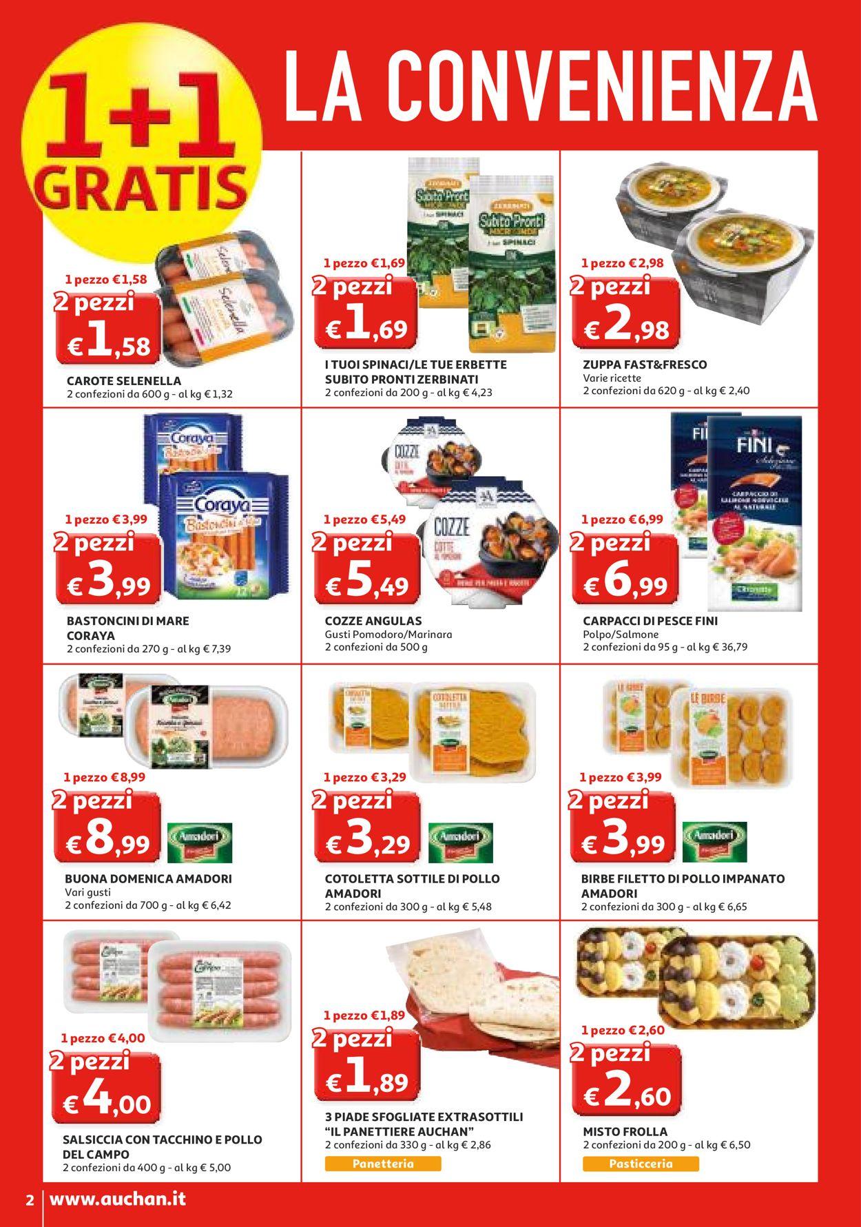 Volantino Auchan - Offerte 27/02-08/03/2020 (Pagina 2)