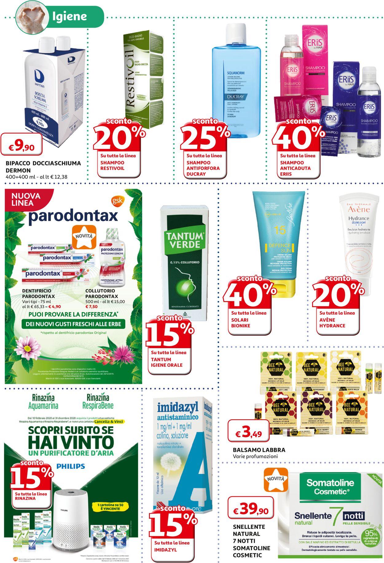Volantino Auchan - Offerte 01/04-30/04/2020 (Pagina 2)
