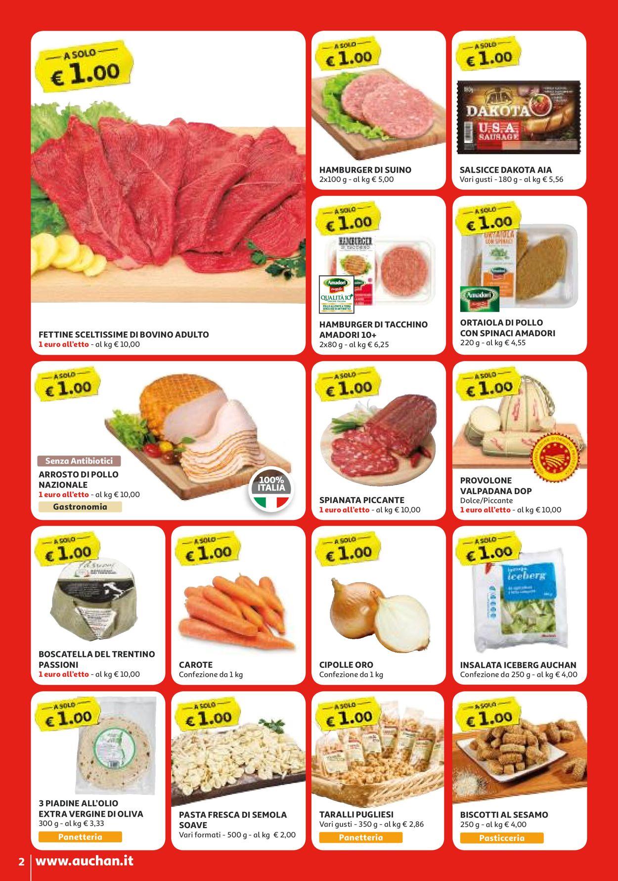 Volantino Auchan - Offerte 14/04-22/04/2020 (Pagina 2)