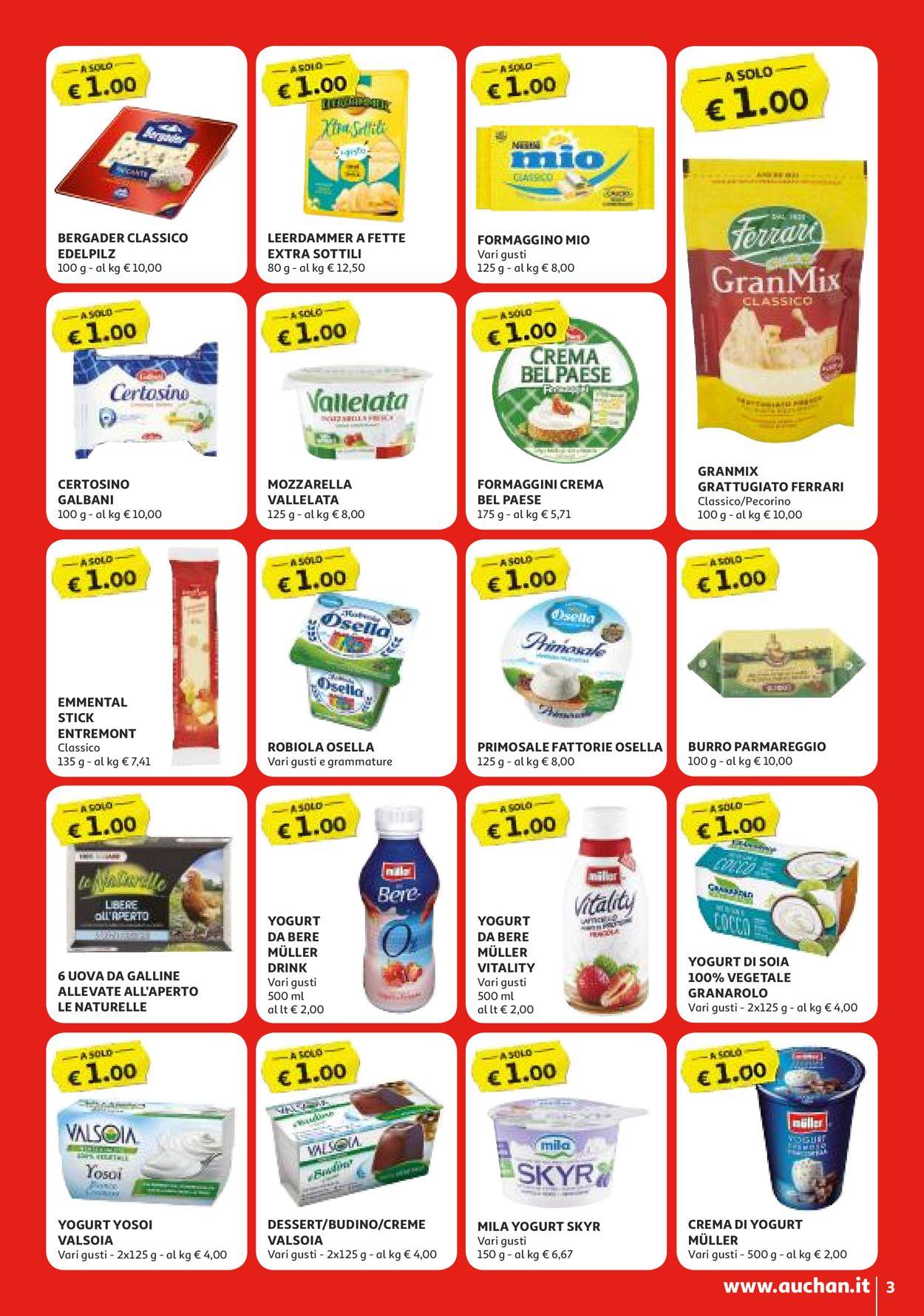 Volantino Auchan - Offerte 14/04-22/04/2020 (Pagina 3)