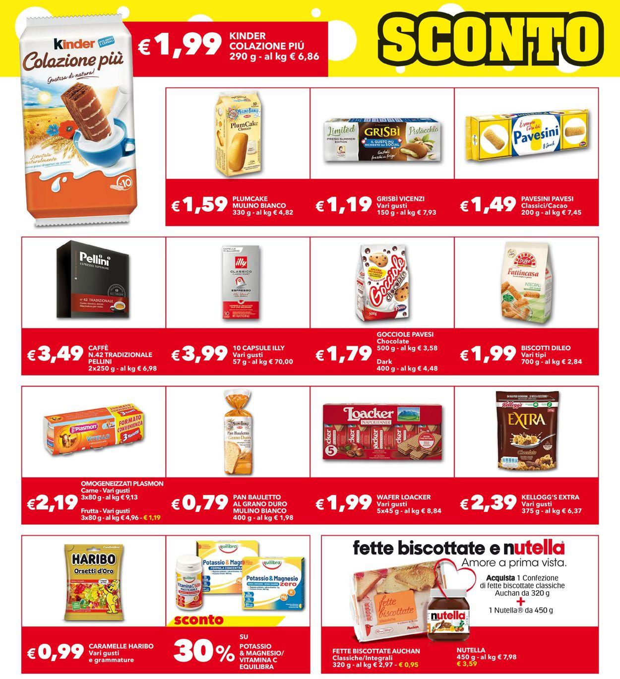 Volantino Auchan - Offerte 16/07-29/07/2020 (Pagina 10)