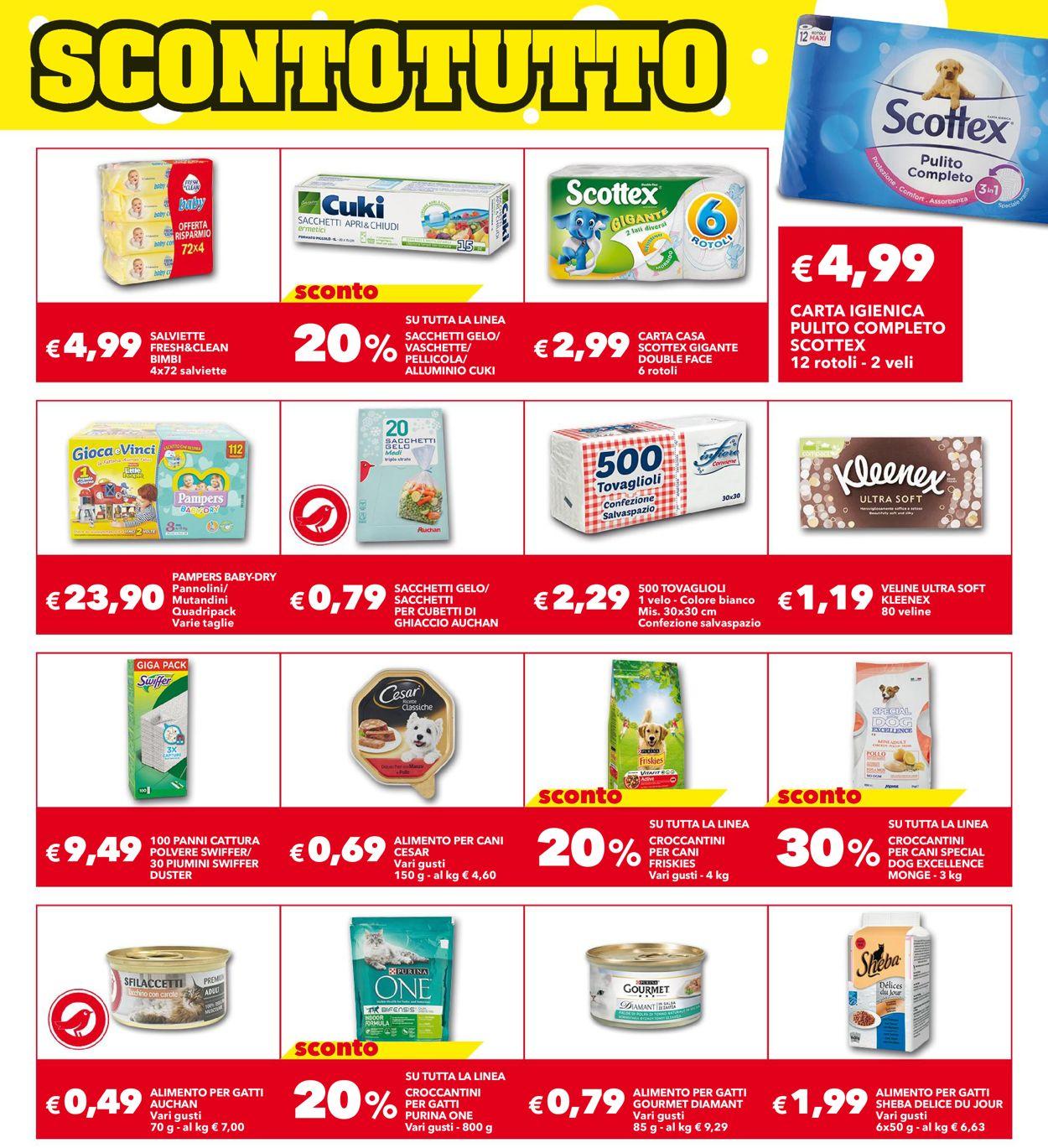 Volantino Auchan - Offerte 16/07-29/07/2020 (Pagina 19)