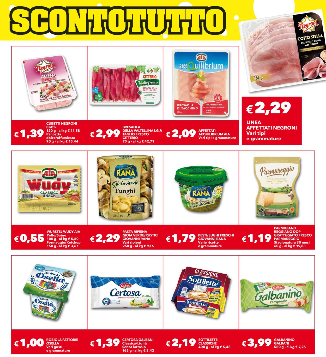 Volantino Auchan - Offerte 30/07-12/08/2020 (Pagina 5)